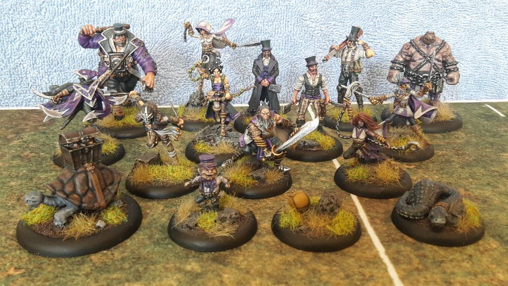 Guildball, The Union, Guildball