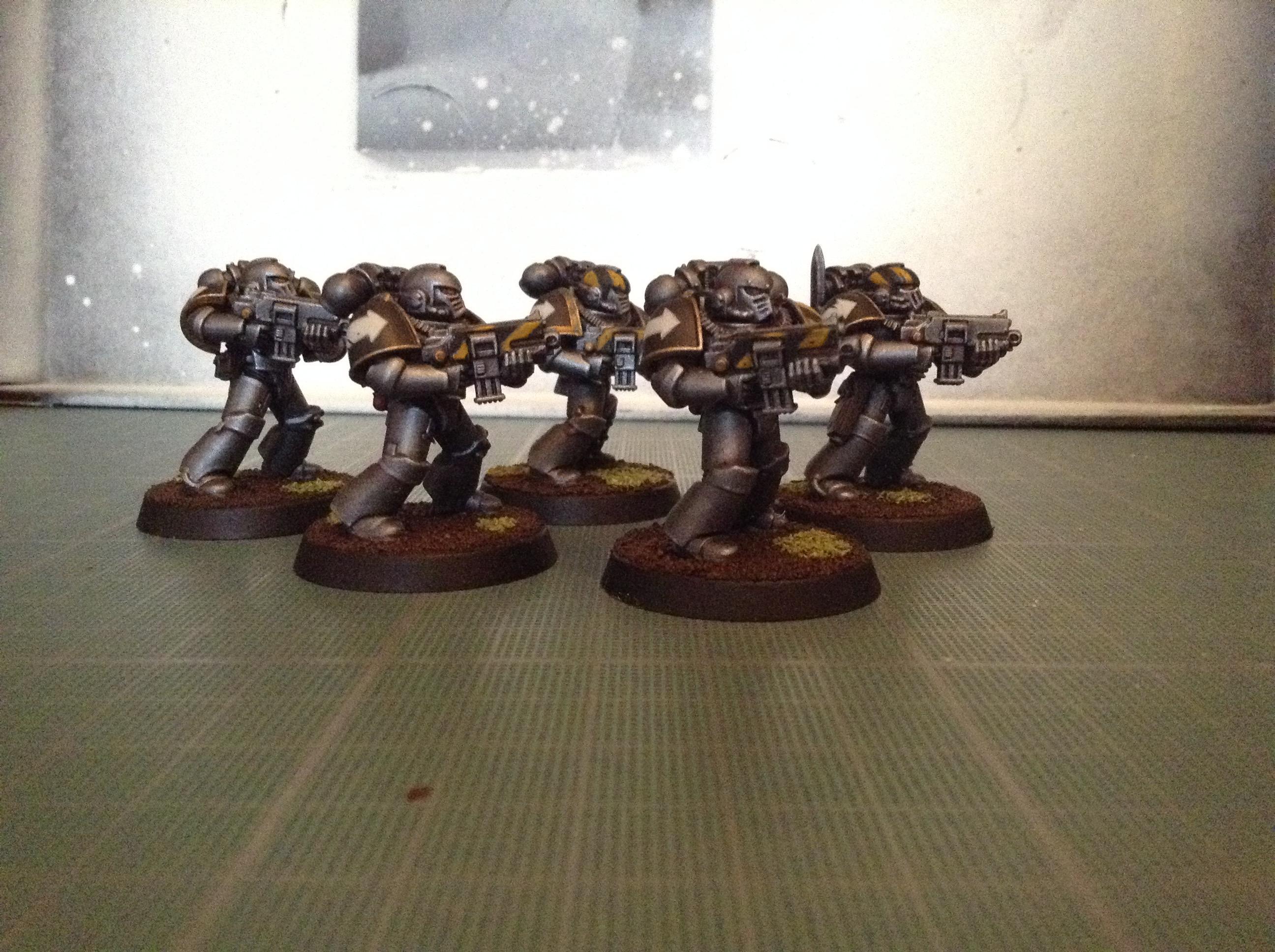 30k, Horus Heresy, Iron Warriors, Space Marines