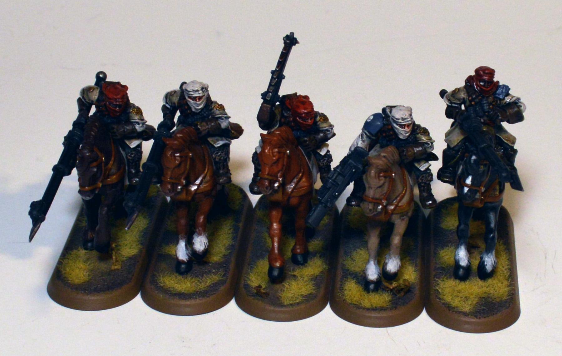 Love The Roughriders., Rough Riders, Tallarn Desert Raiders