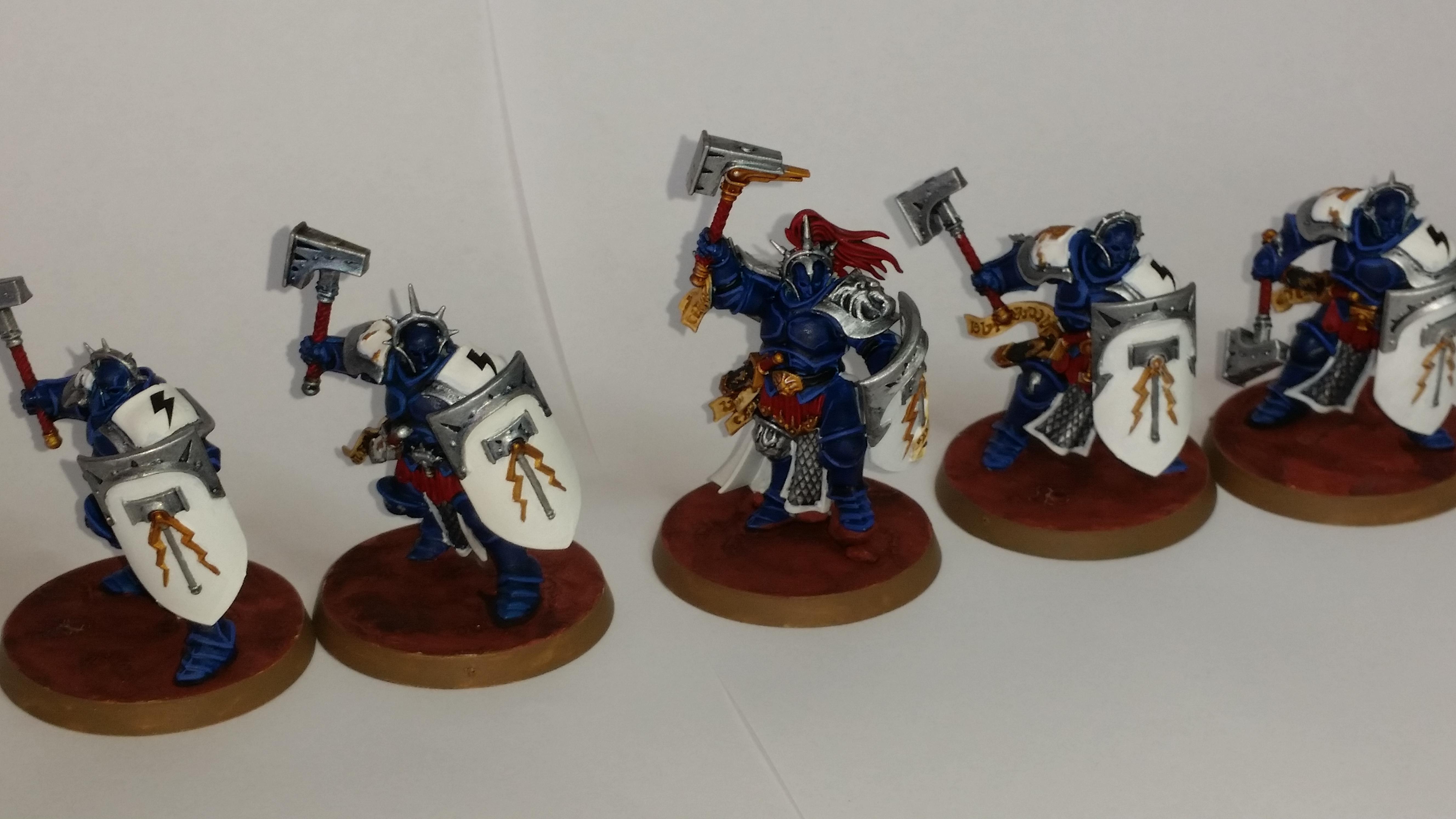Eternals, Liberators, Stormcast, Tempest Lords