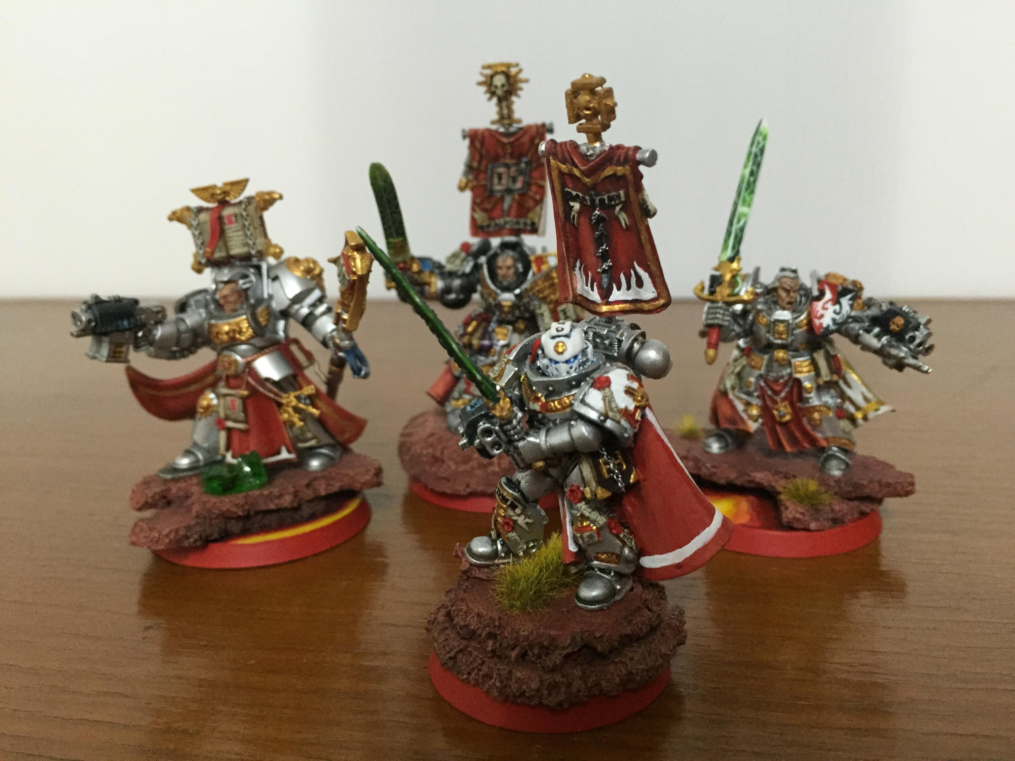 Brother, Captain, Castellan, Crowe, Draigo, Grey Knights, Lord Kaldor Draigo, Purifiers, Stern