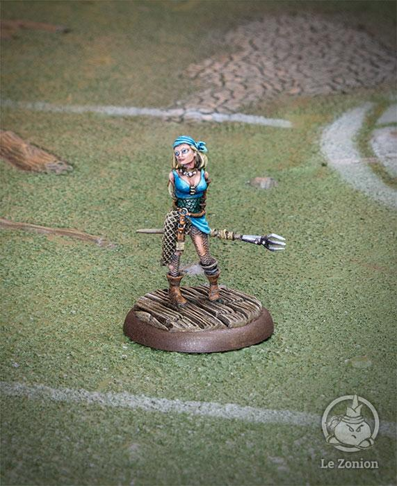 Fishermen, Guild Ball, Steamforged Games