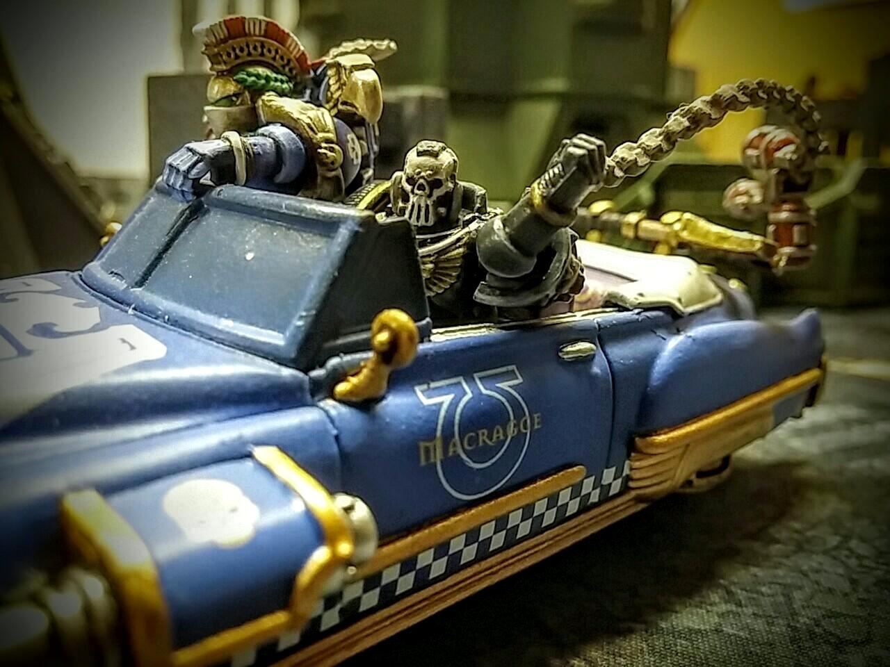 Cars, Convertible, Humor, Ultramarines
