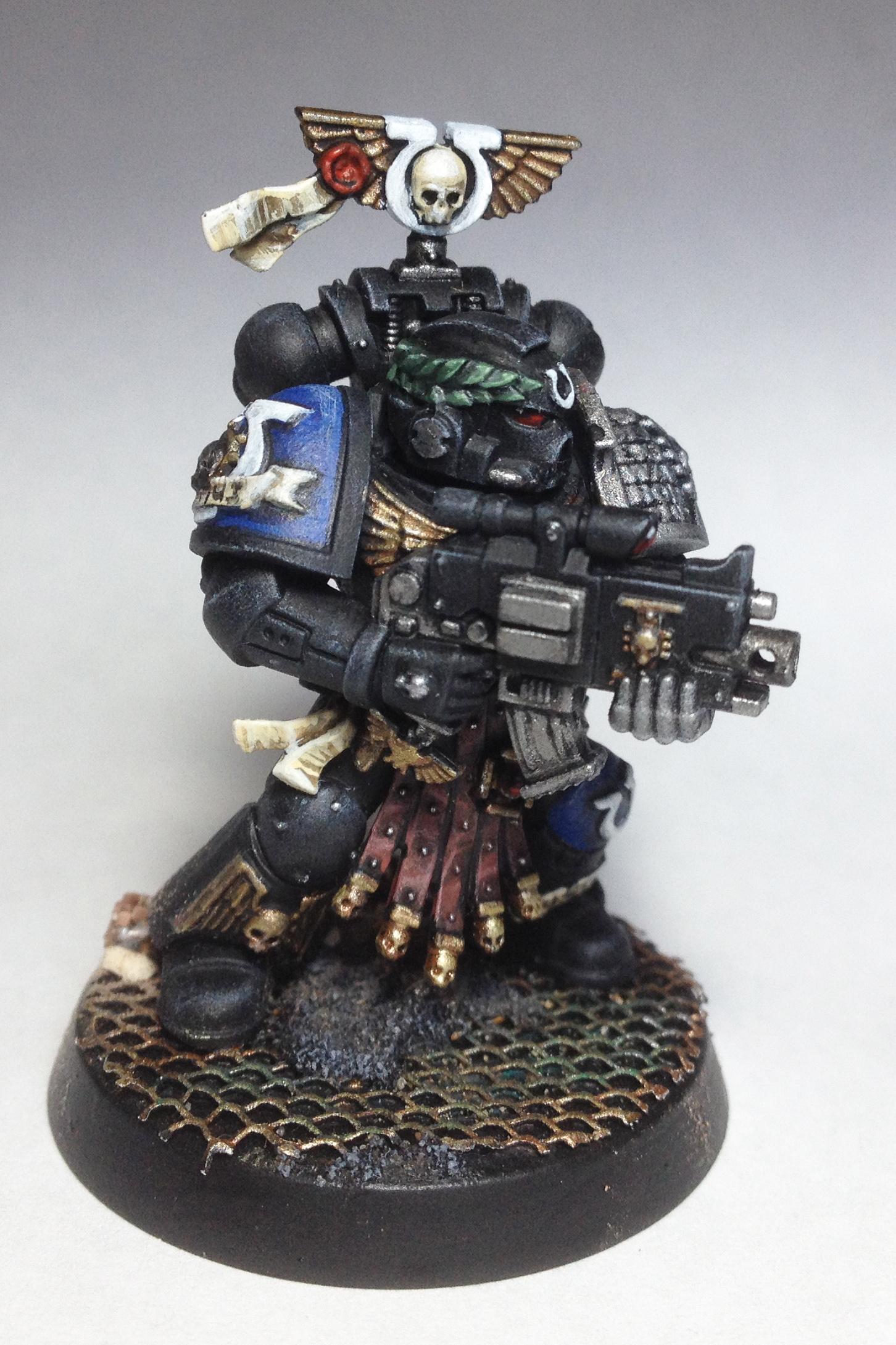 Deathwatch, Overkill, Ultramarines