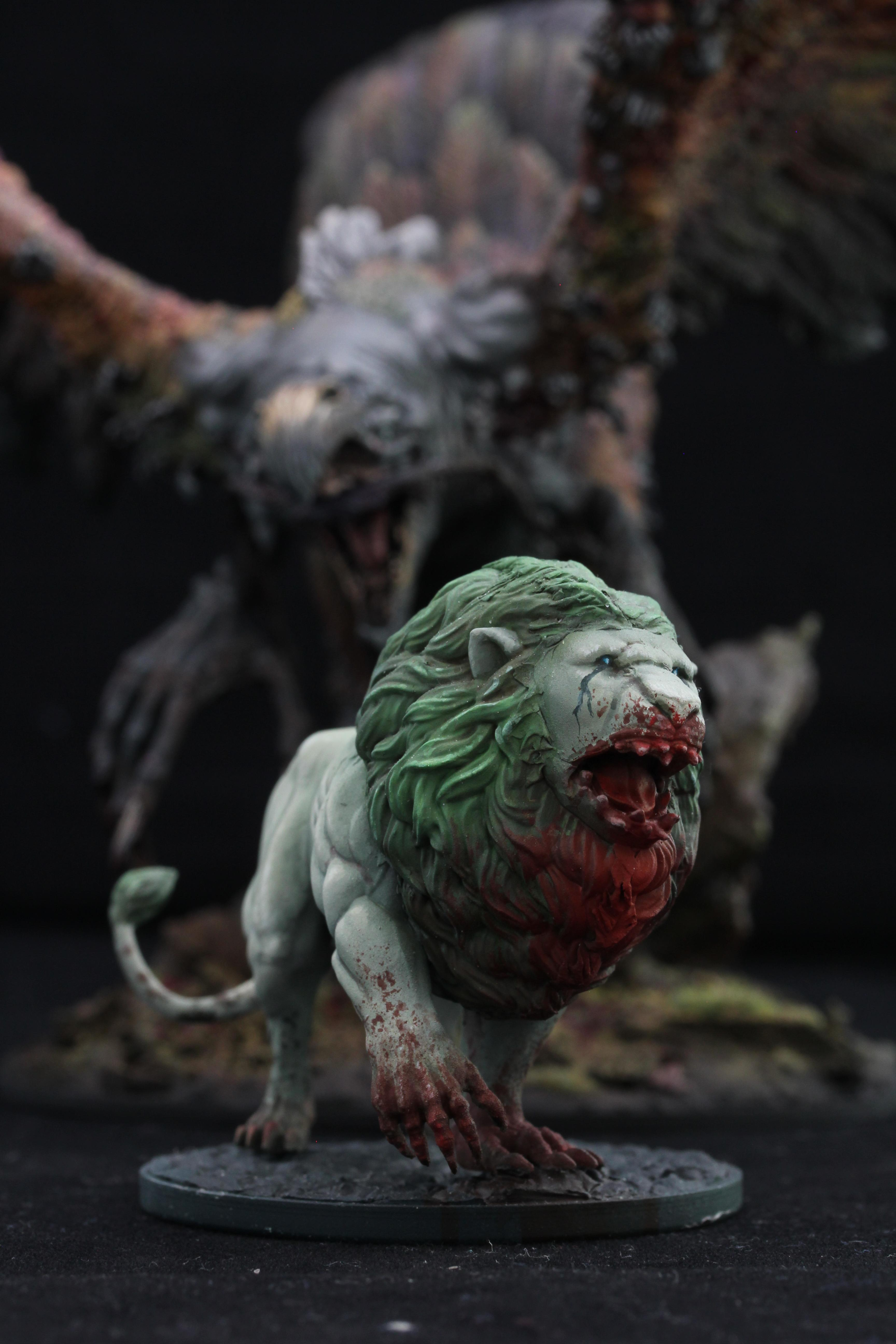 Horrors, Kingdom Death, Miniatures, Terror, Warhammer Fantasy