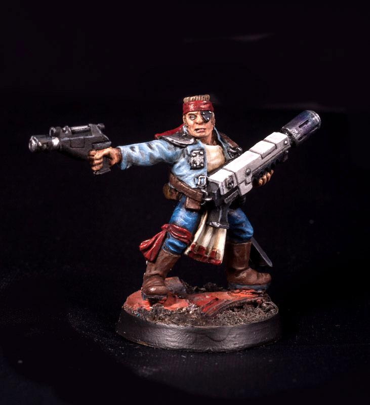Leader, Necromunda, Orlock
