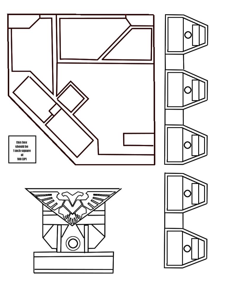 Sky Shield Landing Pad Templates WIP - Sky Shield Landing Pad ...