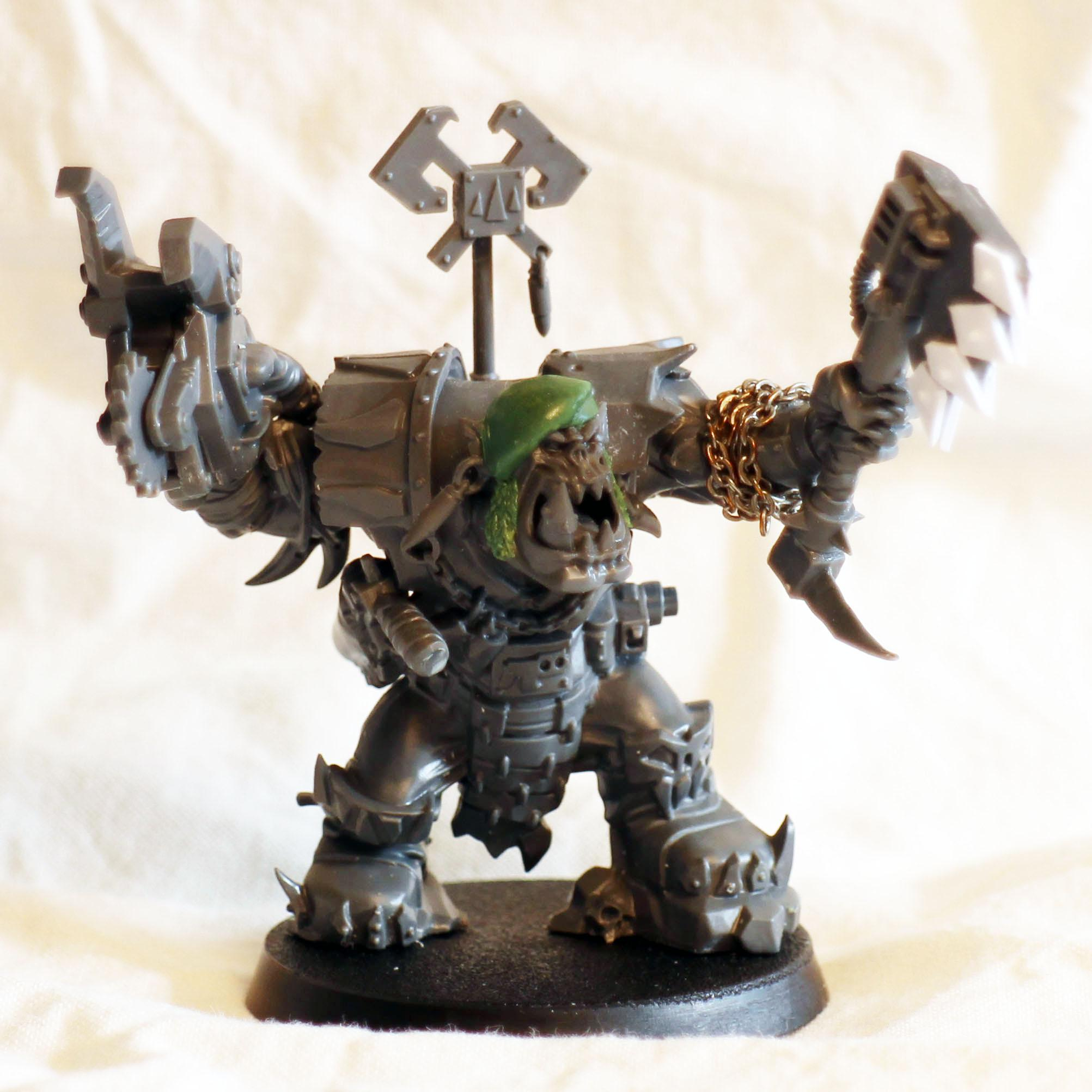 Blood Axe, Orks, Pk, Wb