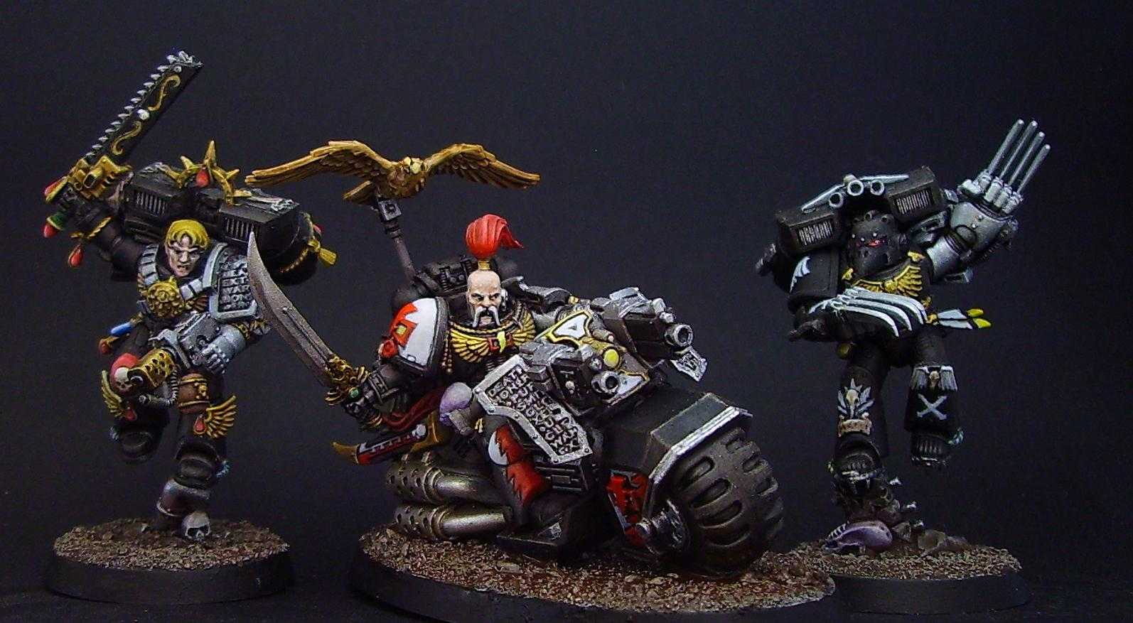 Deathwatch Fast Assault