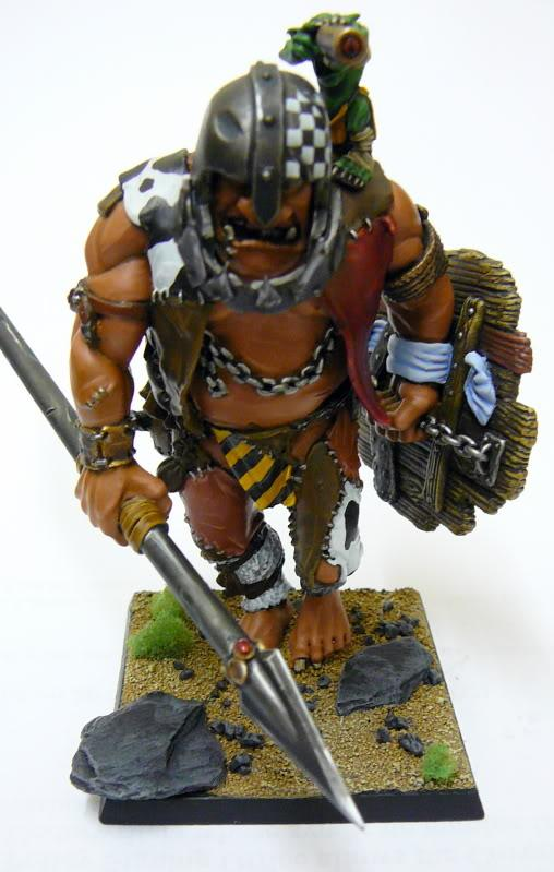 Conversion, Giant, Orcs And Goblins, Warhammer Fantasy
