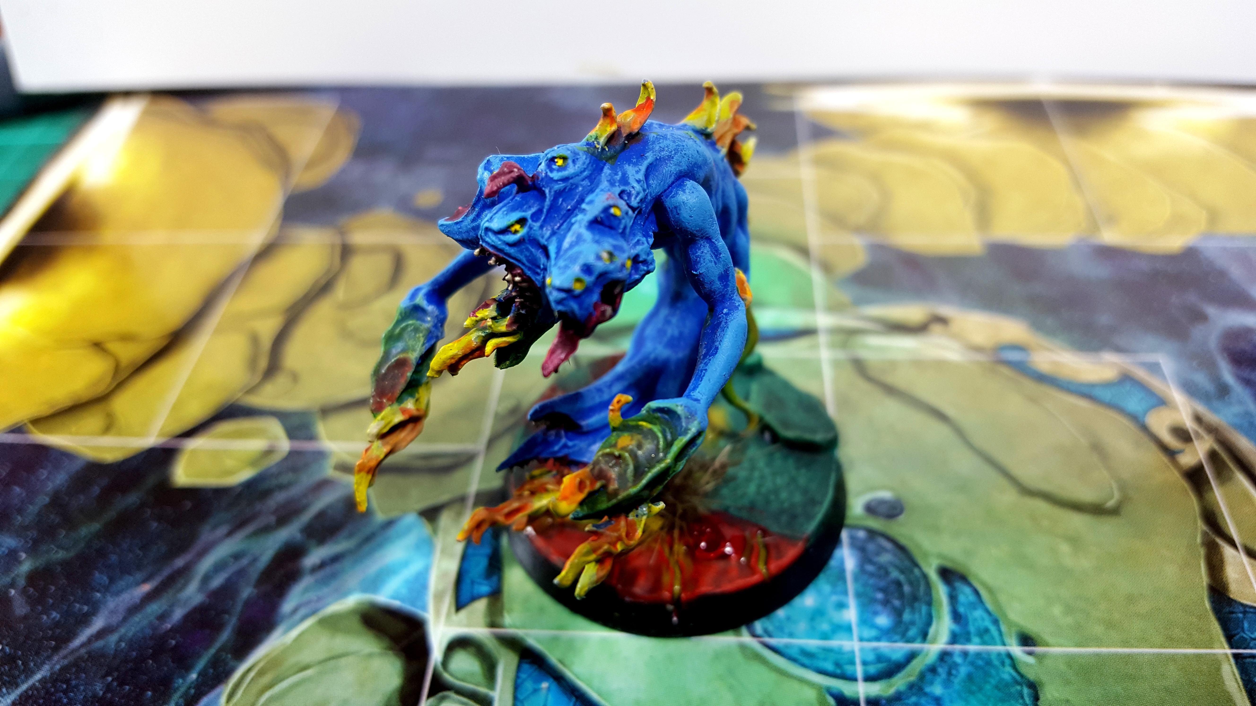 Chaos, Daemons, Flamer, Flamer Of Tzeench