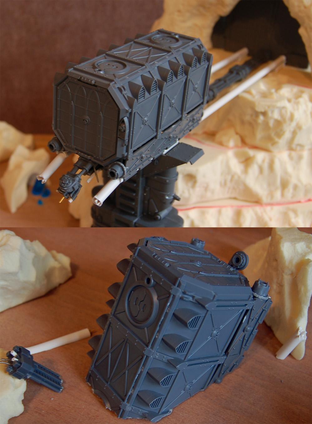 Armies On Parade, Container, Display, Display Board, Grav-train, Train, Warhammer 40,000