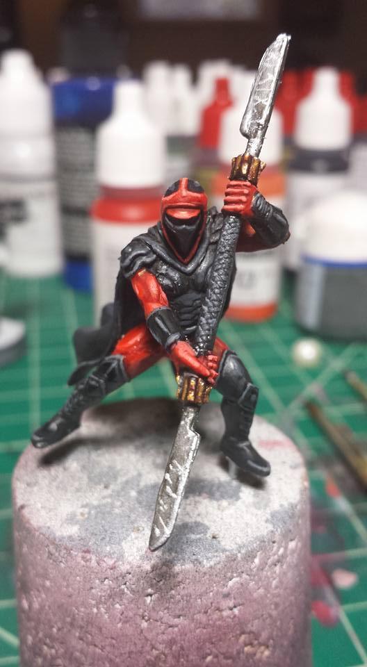 Crimson Guard, Imperial Assault, Royal Guard, Star Wars