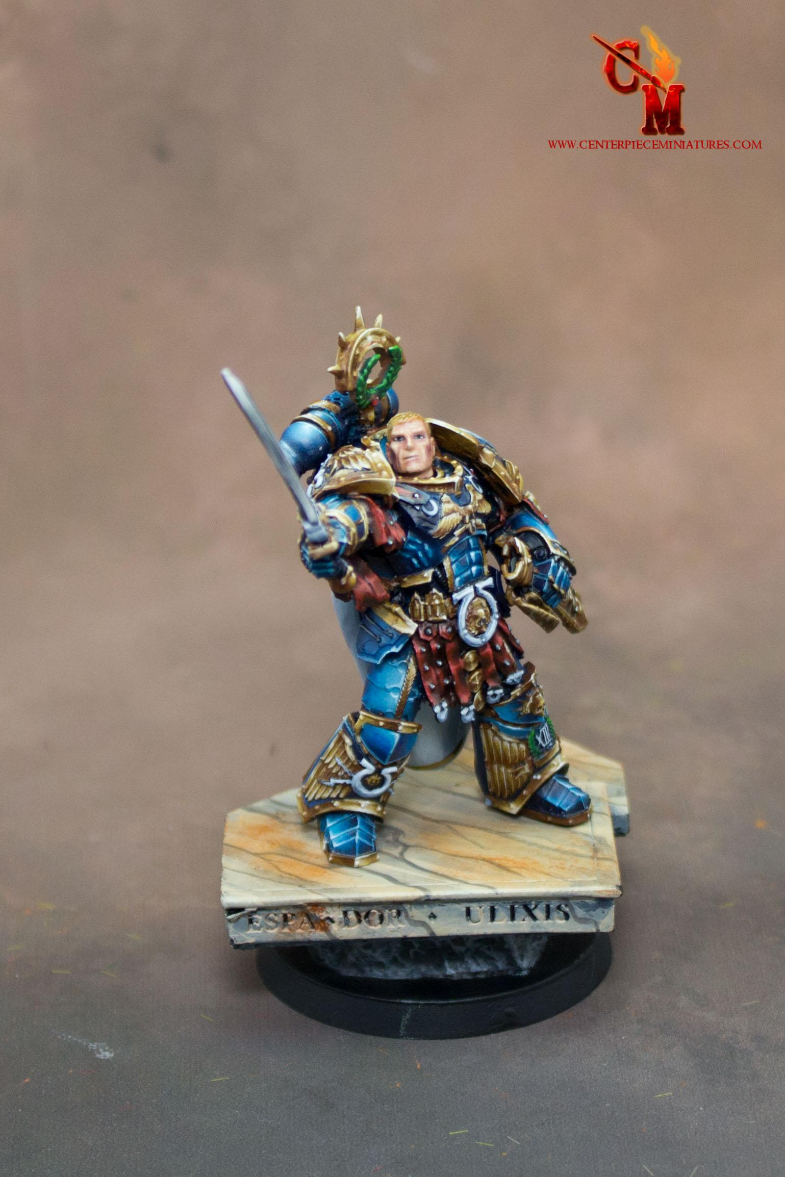 Roboute Guilliman, Ultramarines