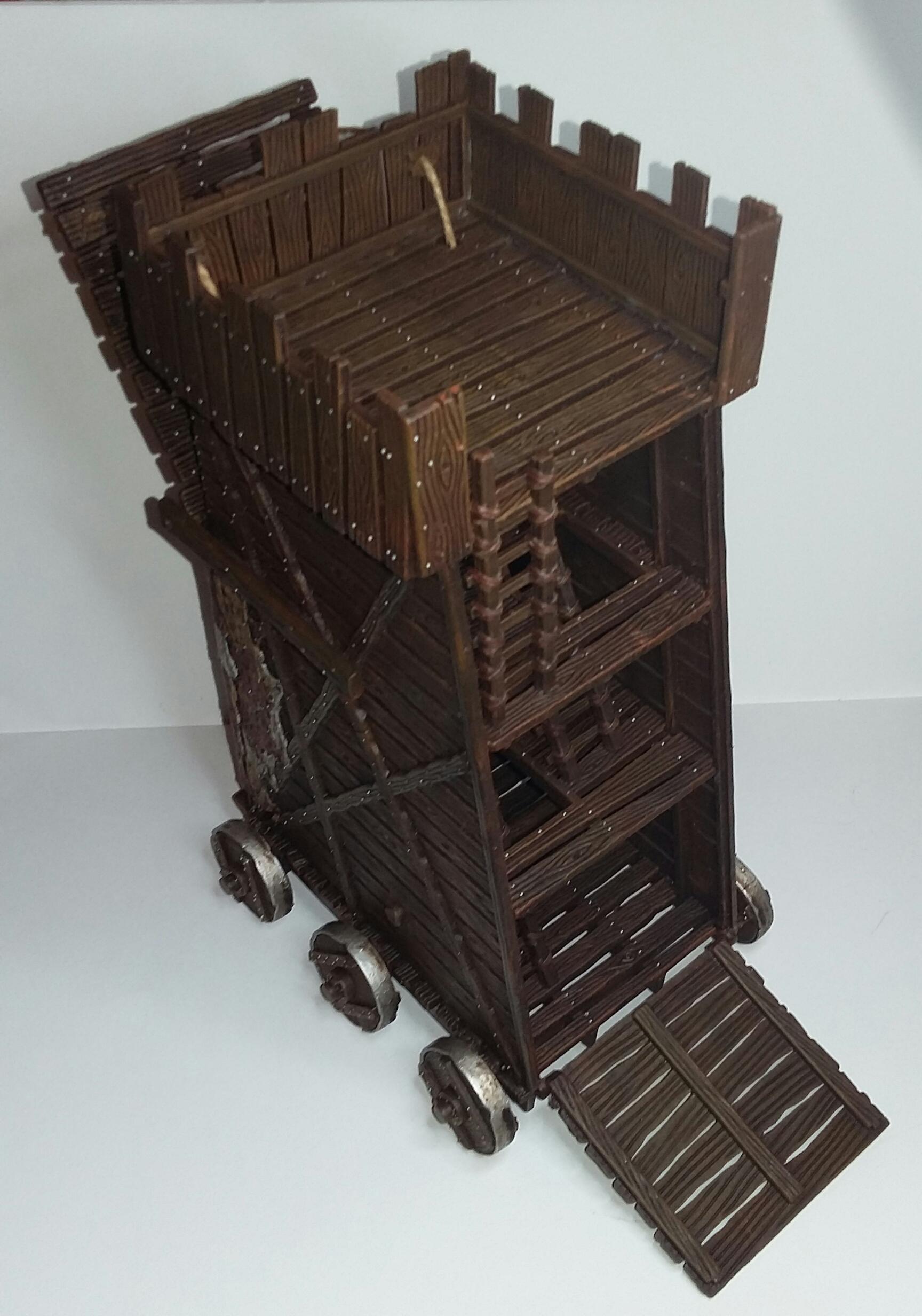 Siege Tower, Warhammer Fantasy