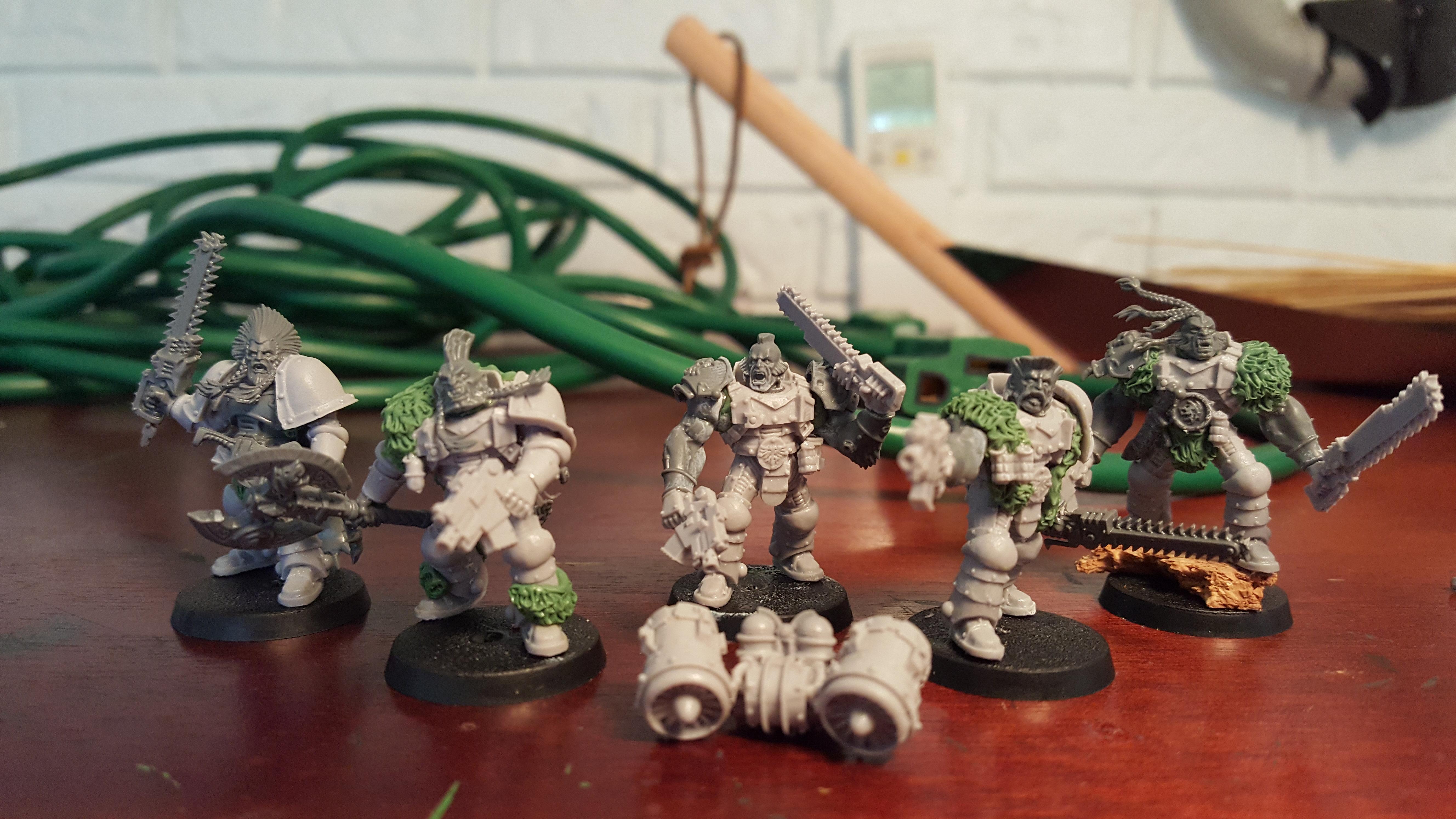 30k, Space Marines, Space Wolves, Vlka Fenryka