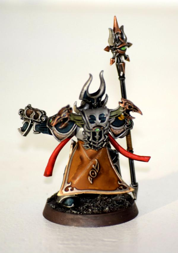 Thousand Sons Rubric Chaos Marines Sorcerer