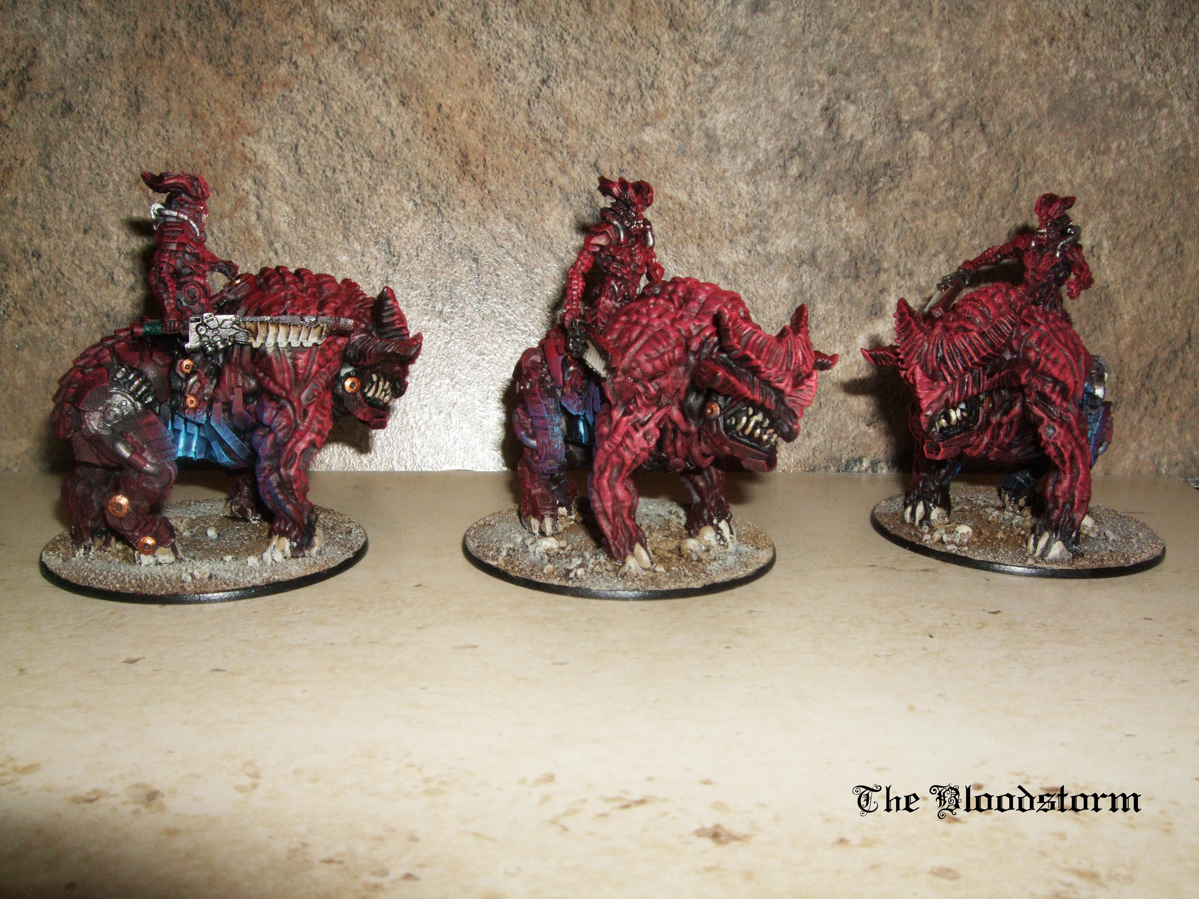 Alternate, Bloodcrushers, Bringers Of Fury, Daemons, Khorne Daemonkin, Titan Forge, Warhammer 40,000