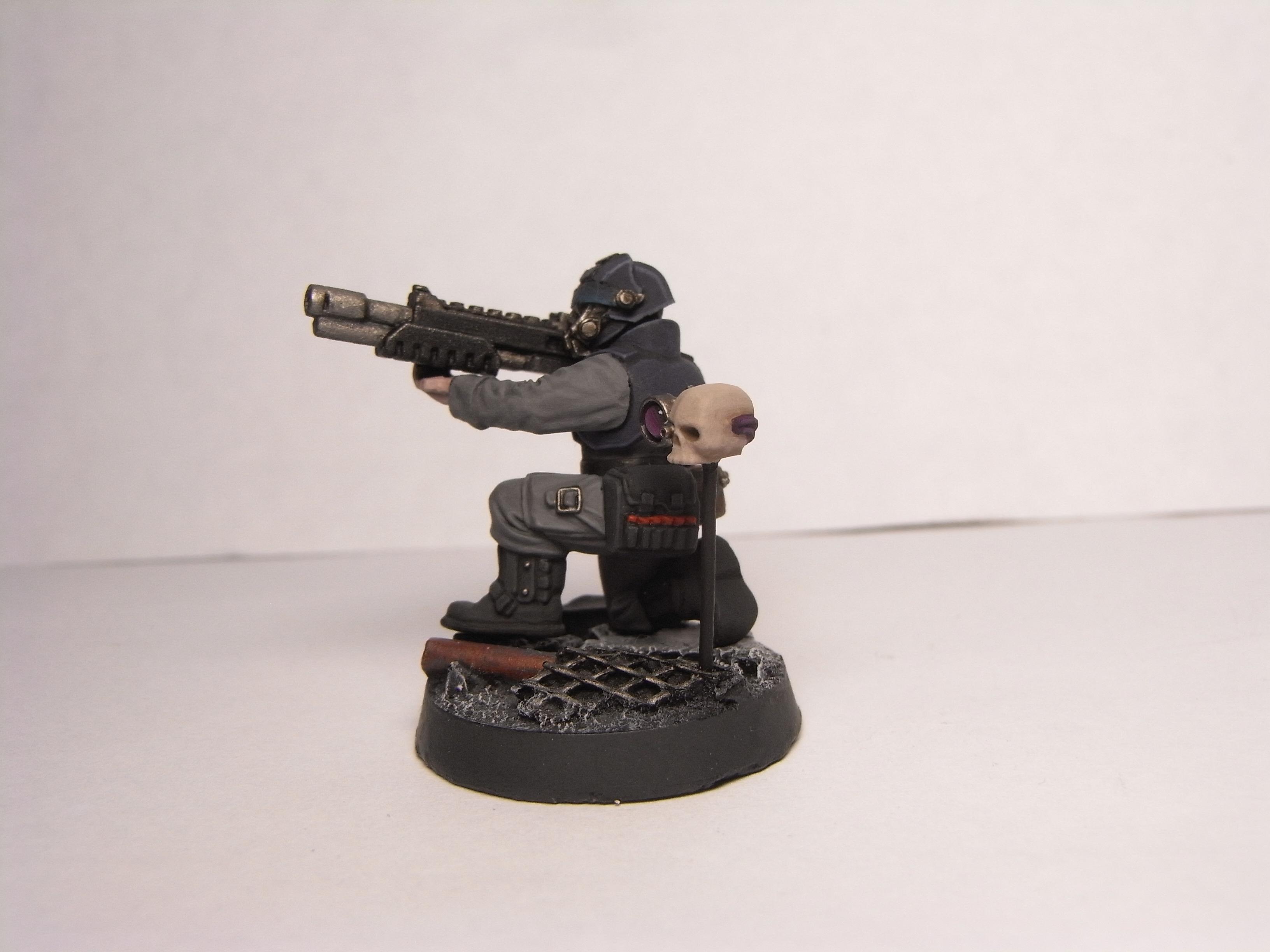Enforcer, Imperial Guard, Servo Skull