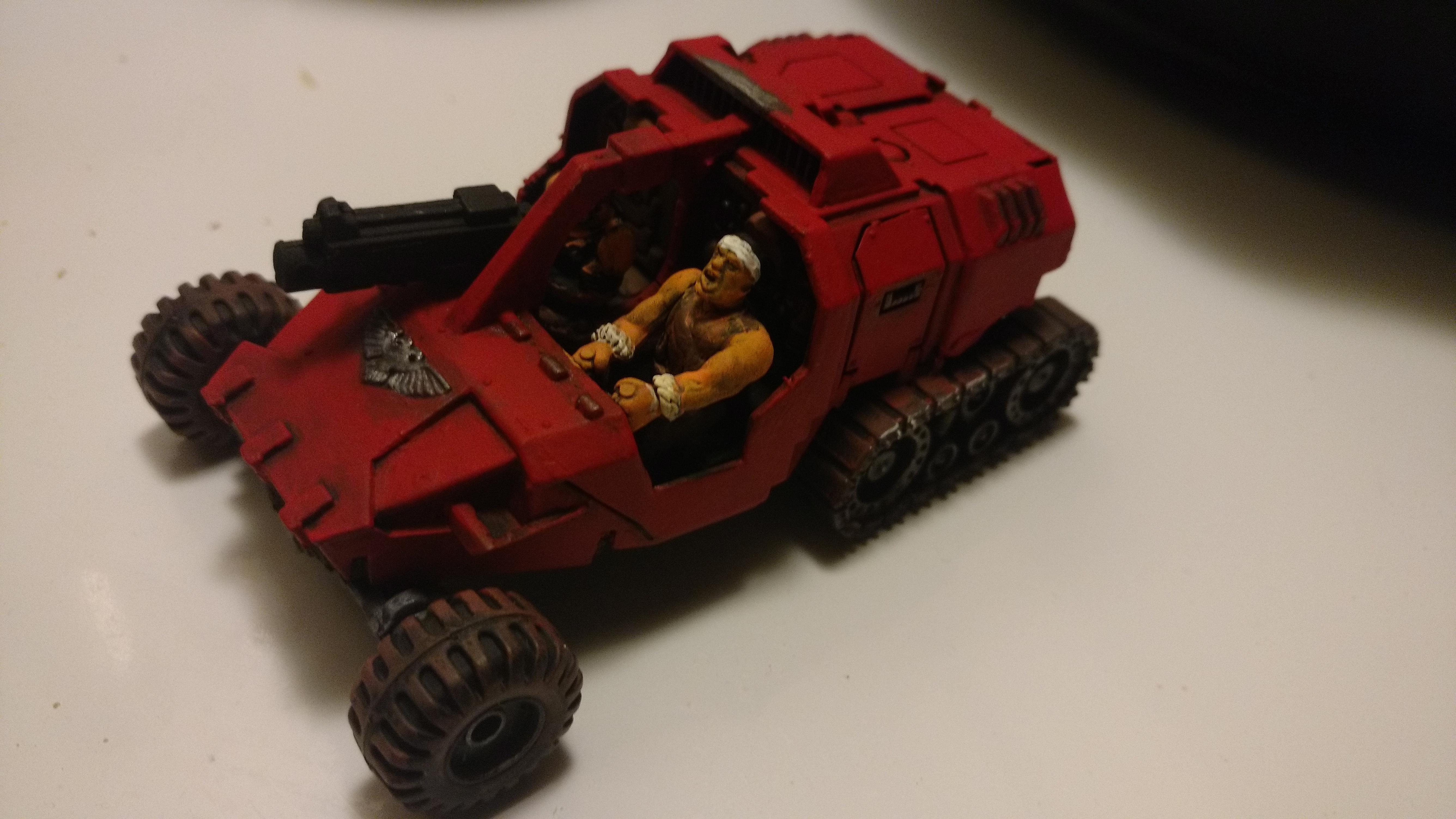 Conversion, Jeep, Land Runner, Land Speeder, Wheeled