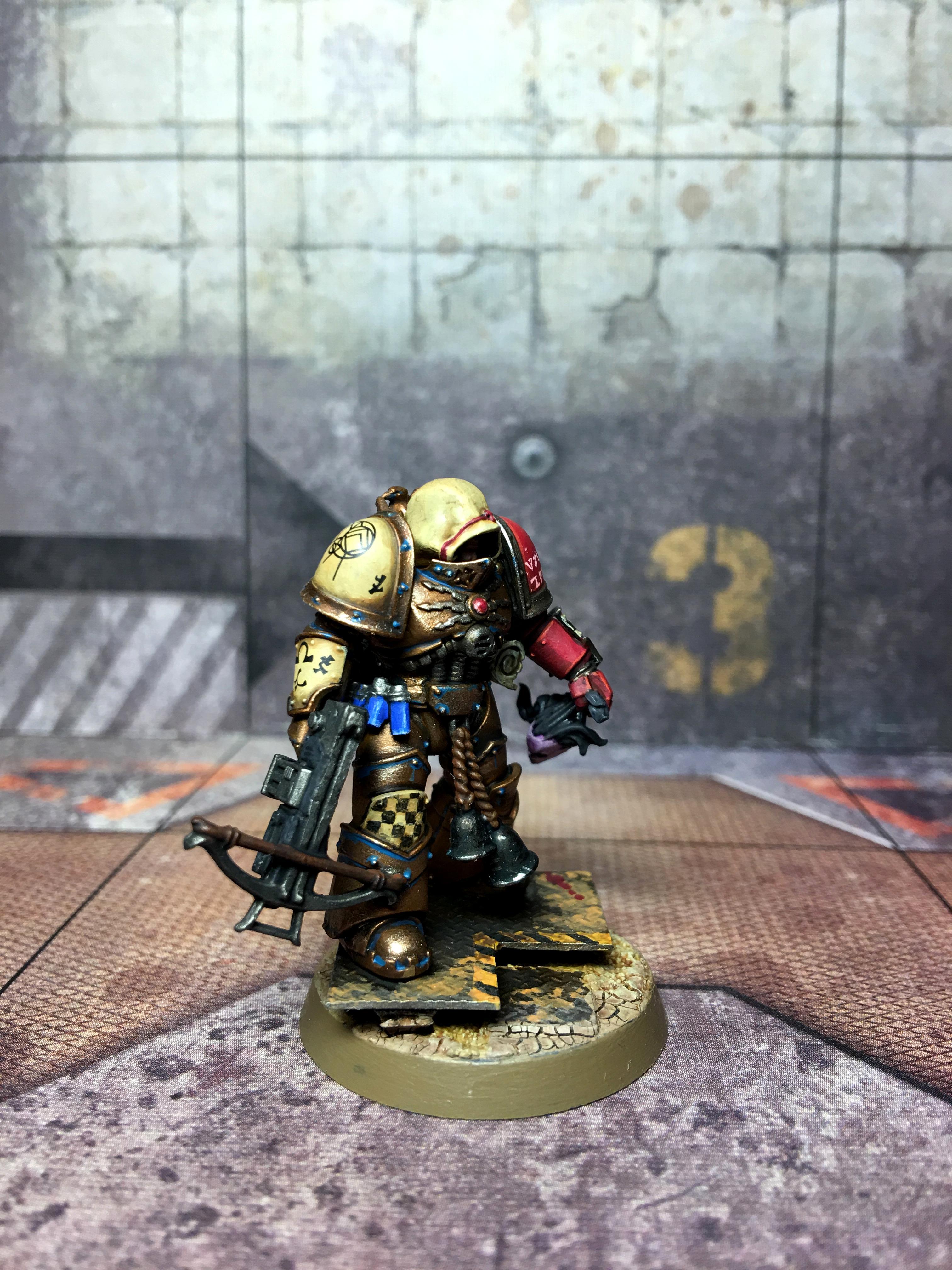 Daemonhunters, Inquisition, Inquisitor, Space Marines, True Scale Inquisitor, Warhammer 40,000