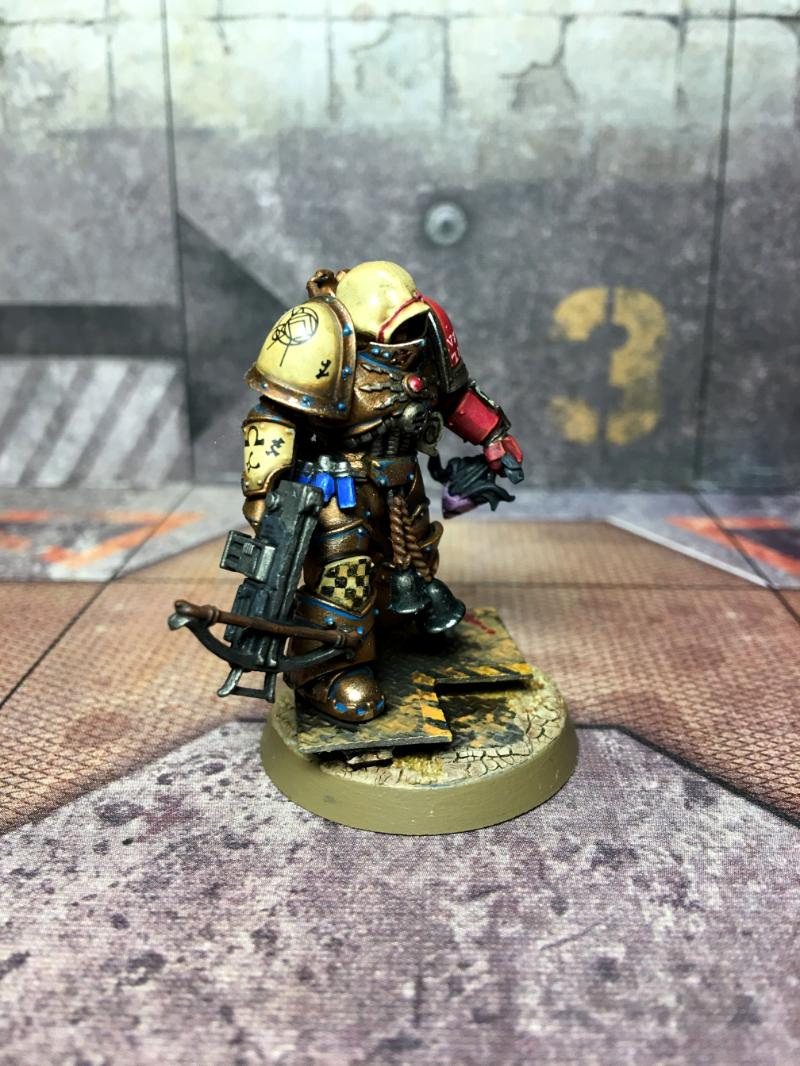 Daemonhunters, Inquisition, Inquisitor, Space Marines, True Scale Inquisitor, Warhammer 40,000