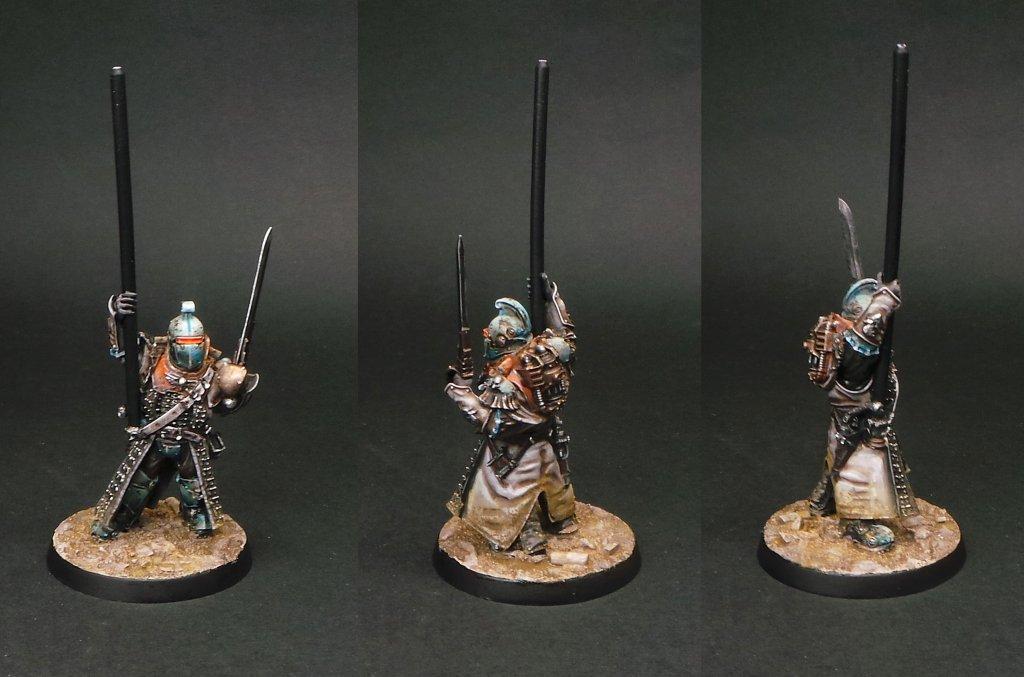 Horus Heresy, Solar Auxilia, Warhammer 30k
