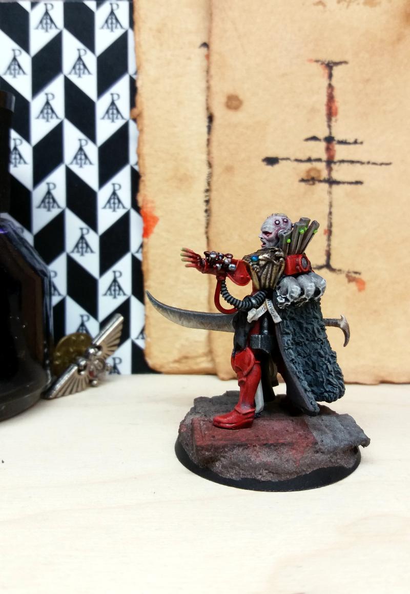 Inq28, Inquisitor, Ordo Malleus, Pilgrim, Pilgrym, Radical