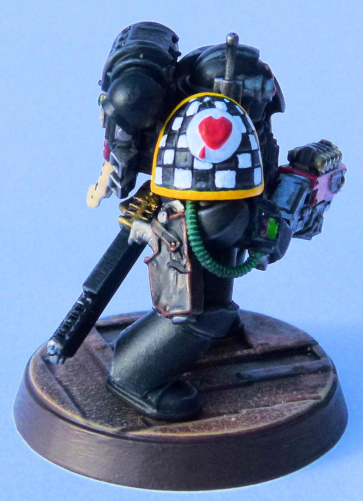 Lamenters Deathwatch Veteran Right