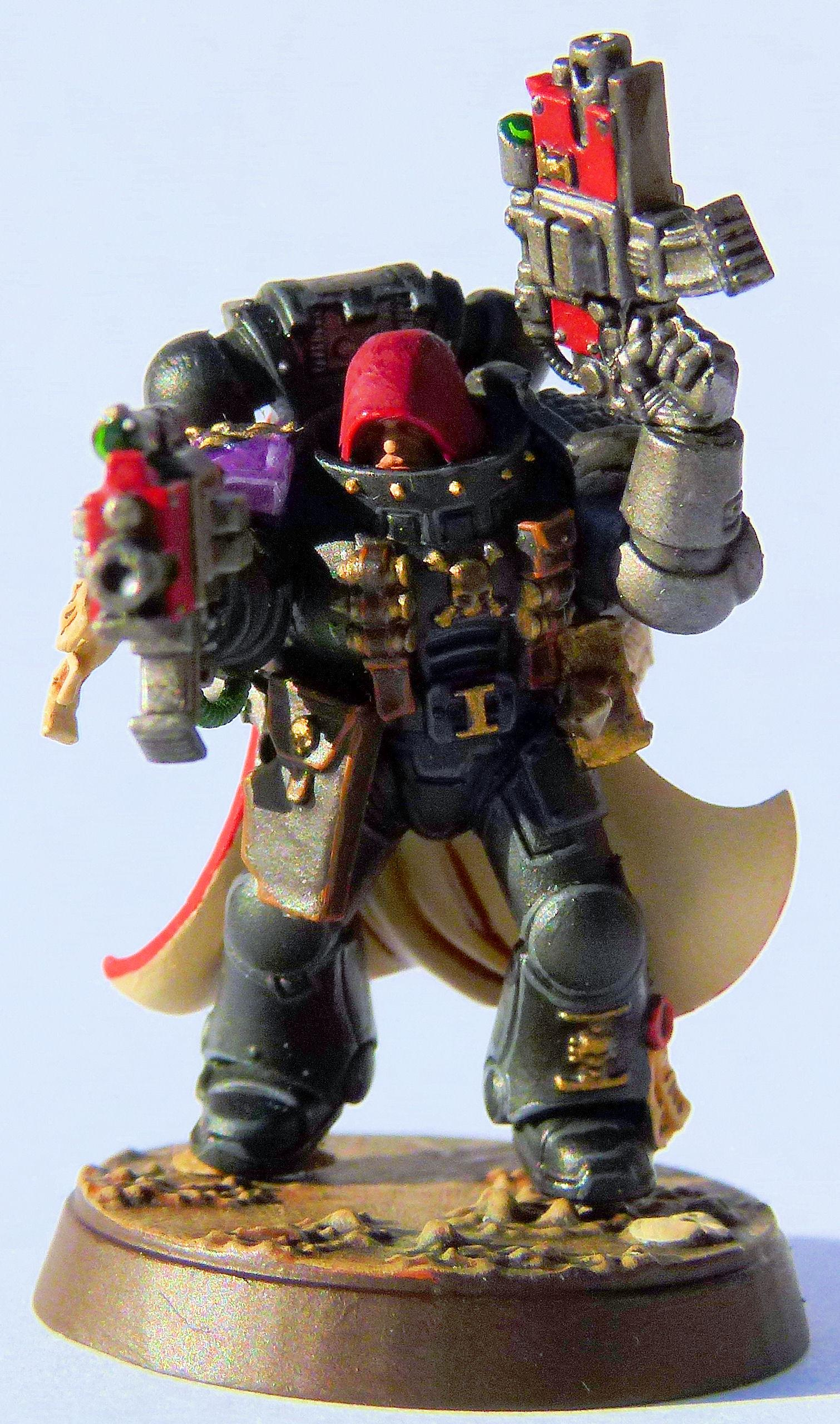 EC Blackshield Deathwatch Veteran Front