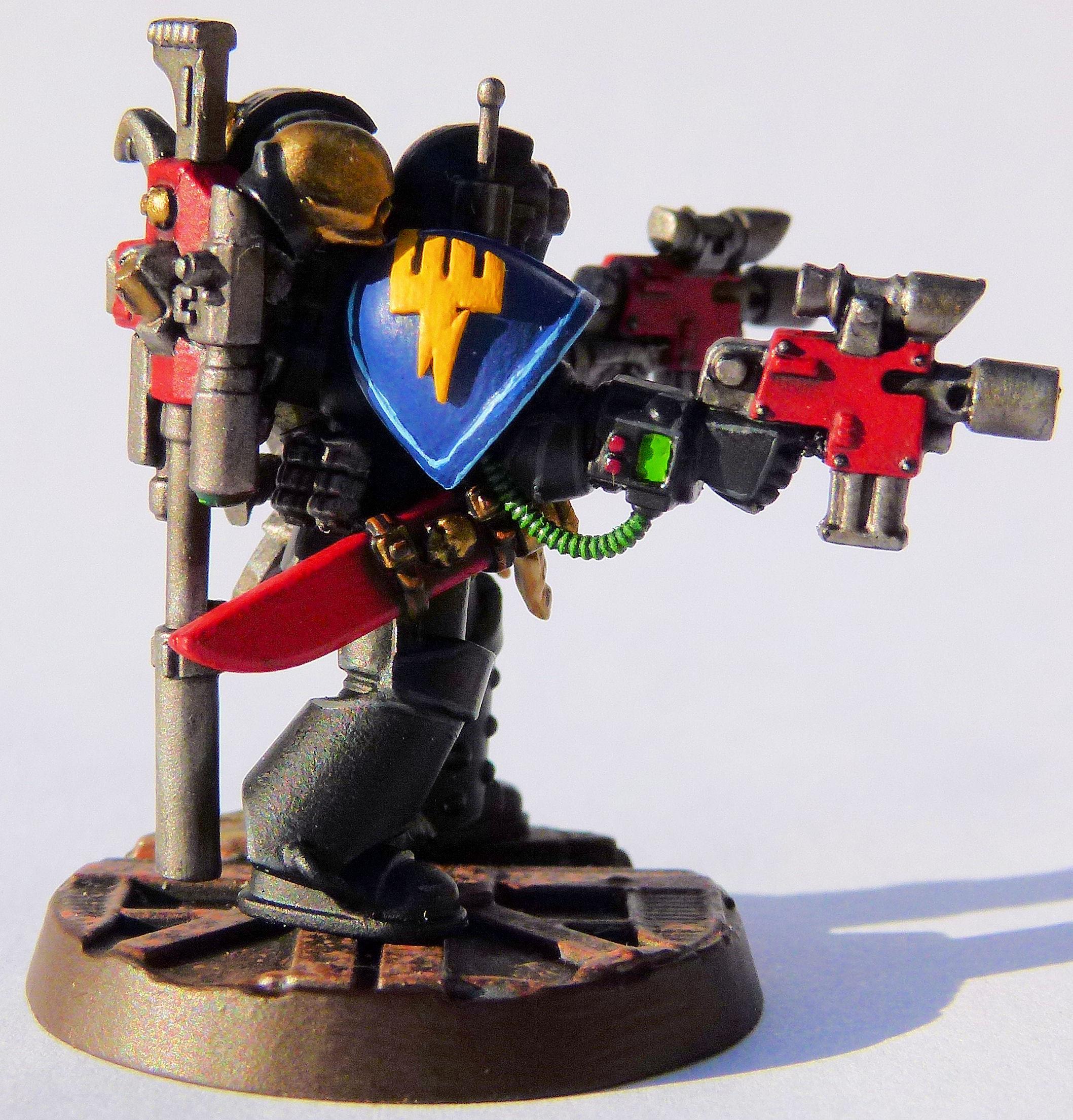 Deathstrike Deathwatch Veteran Right