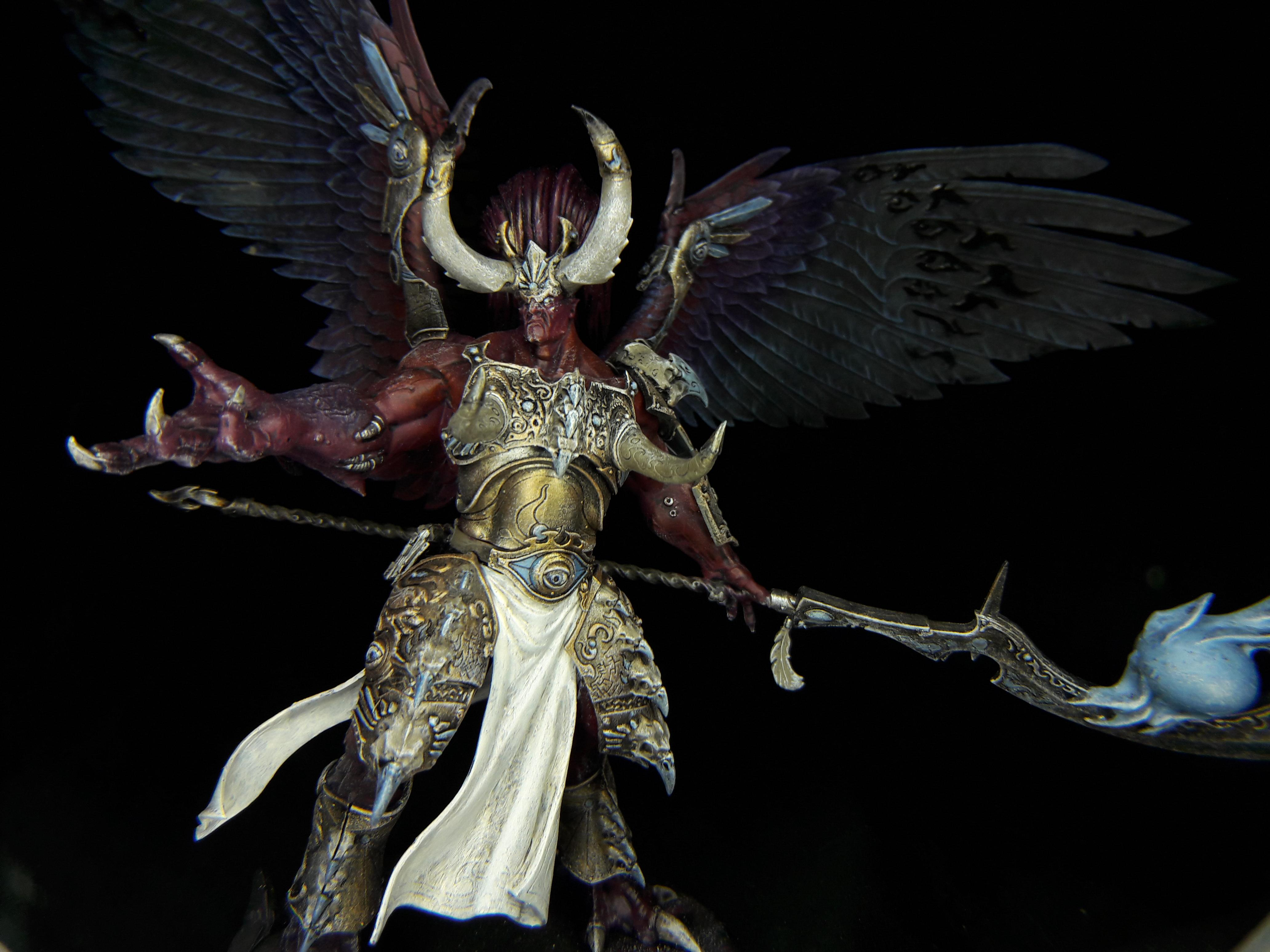 Daemon Primarch, Magnus The Red, Thousand Sons