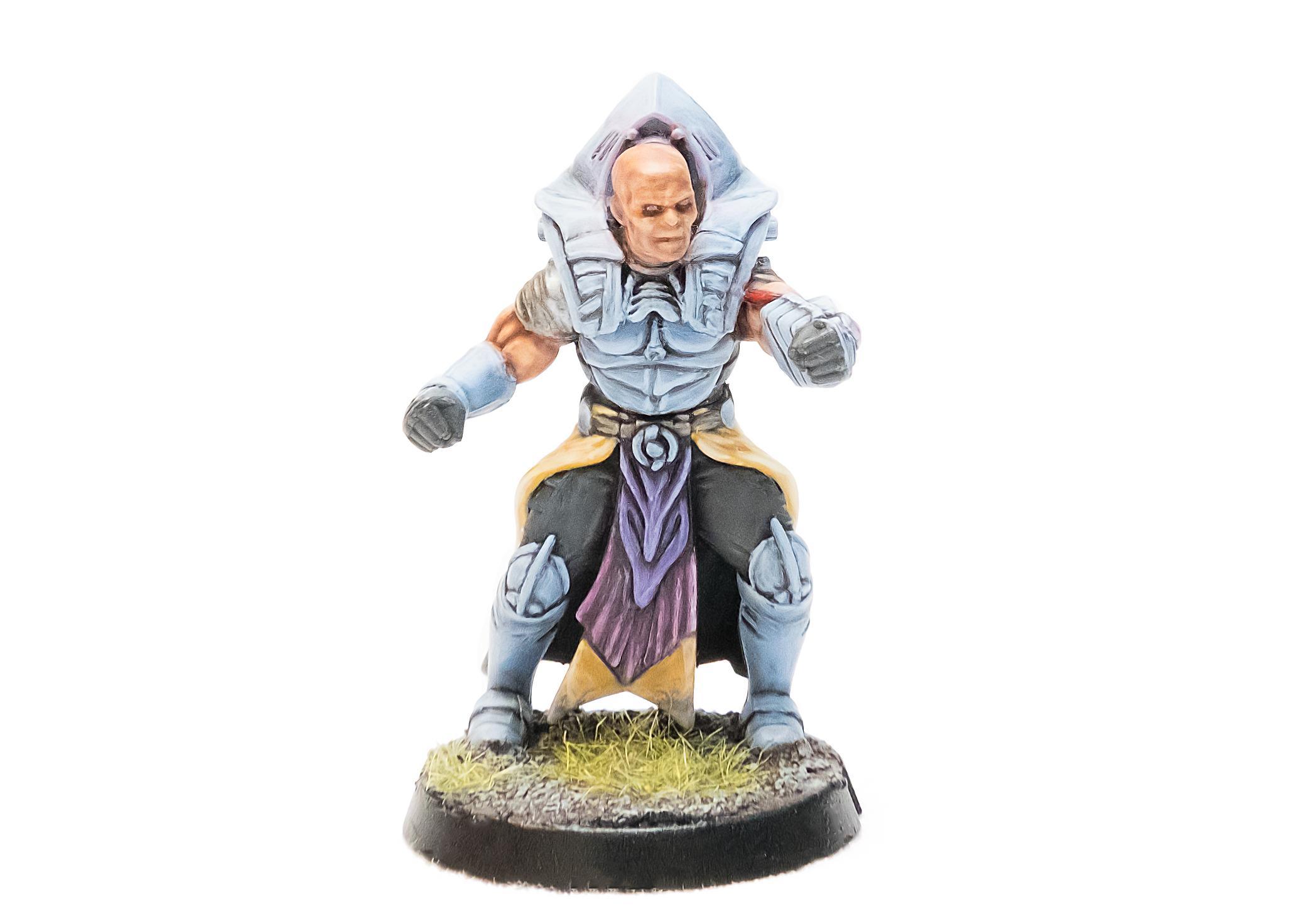 Kaddar Nova, Karist Enclave, Maelstrom's Edge