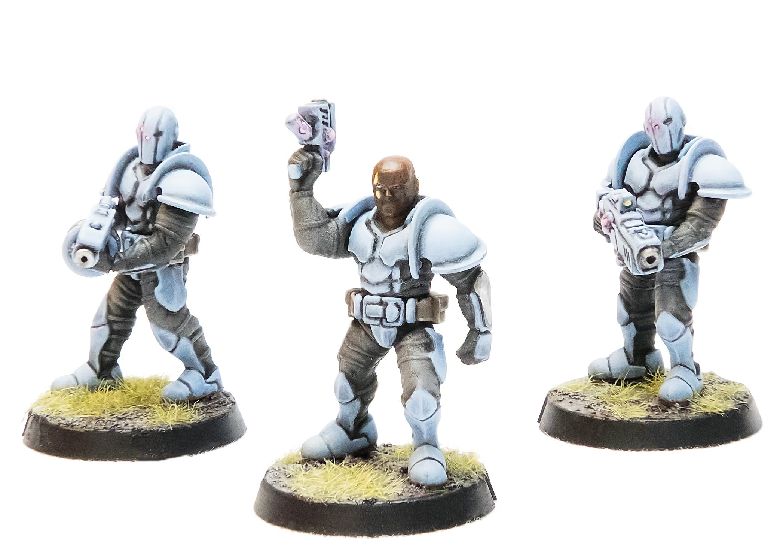 Karist Enclave, Maelstrom%27s Edge, Maelstrom's Edge, Troopers