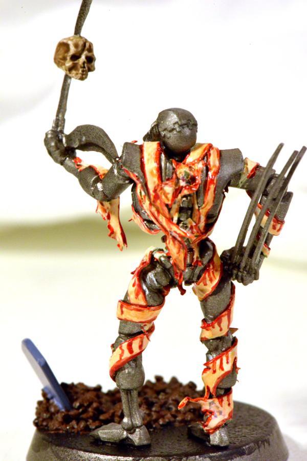 Flayed, Necrons, Ones