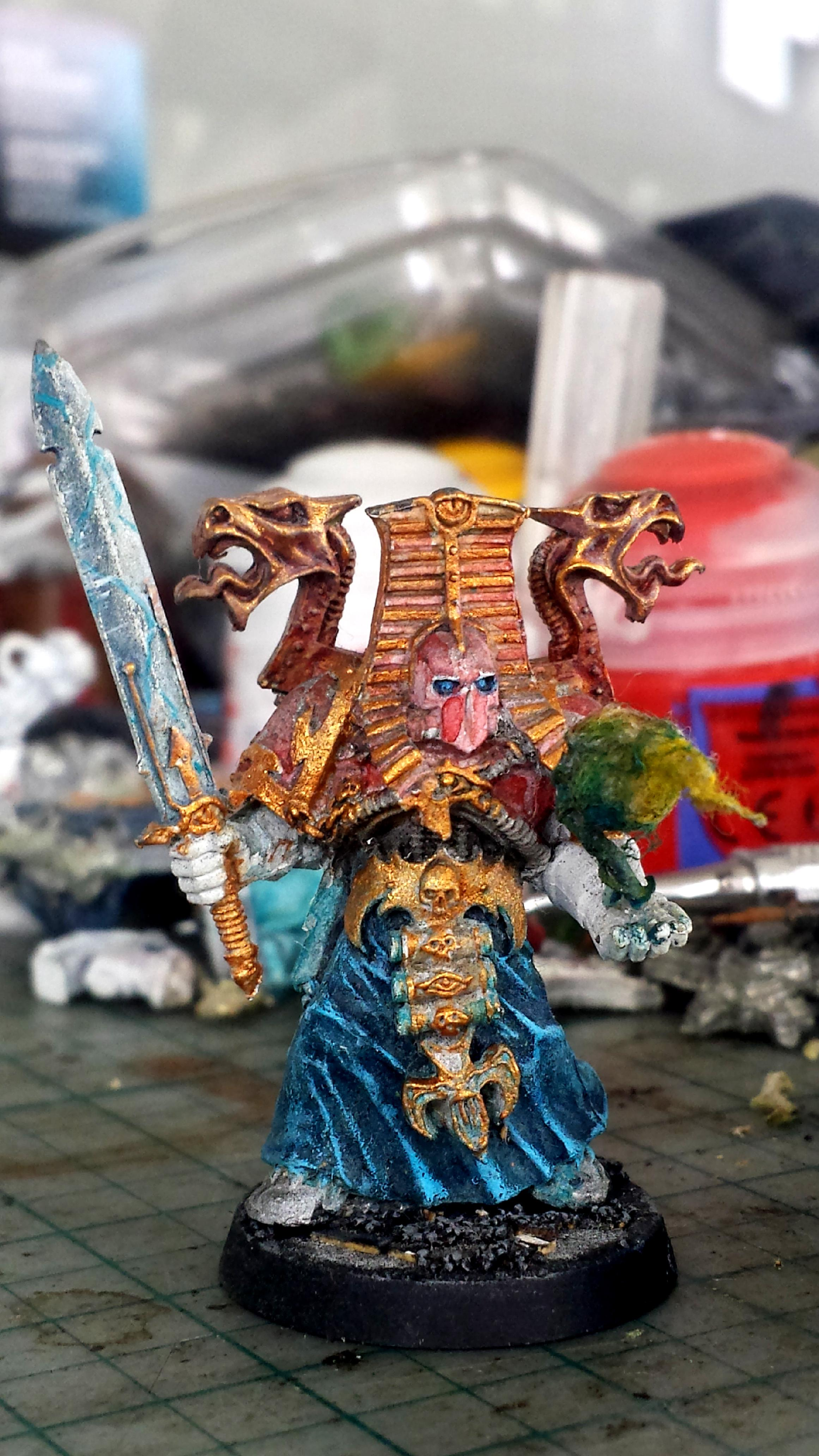 Chaos, Sorcerer, Thousand Son%27s, Thousand Son's