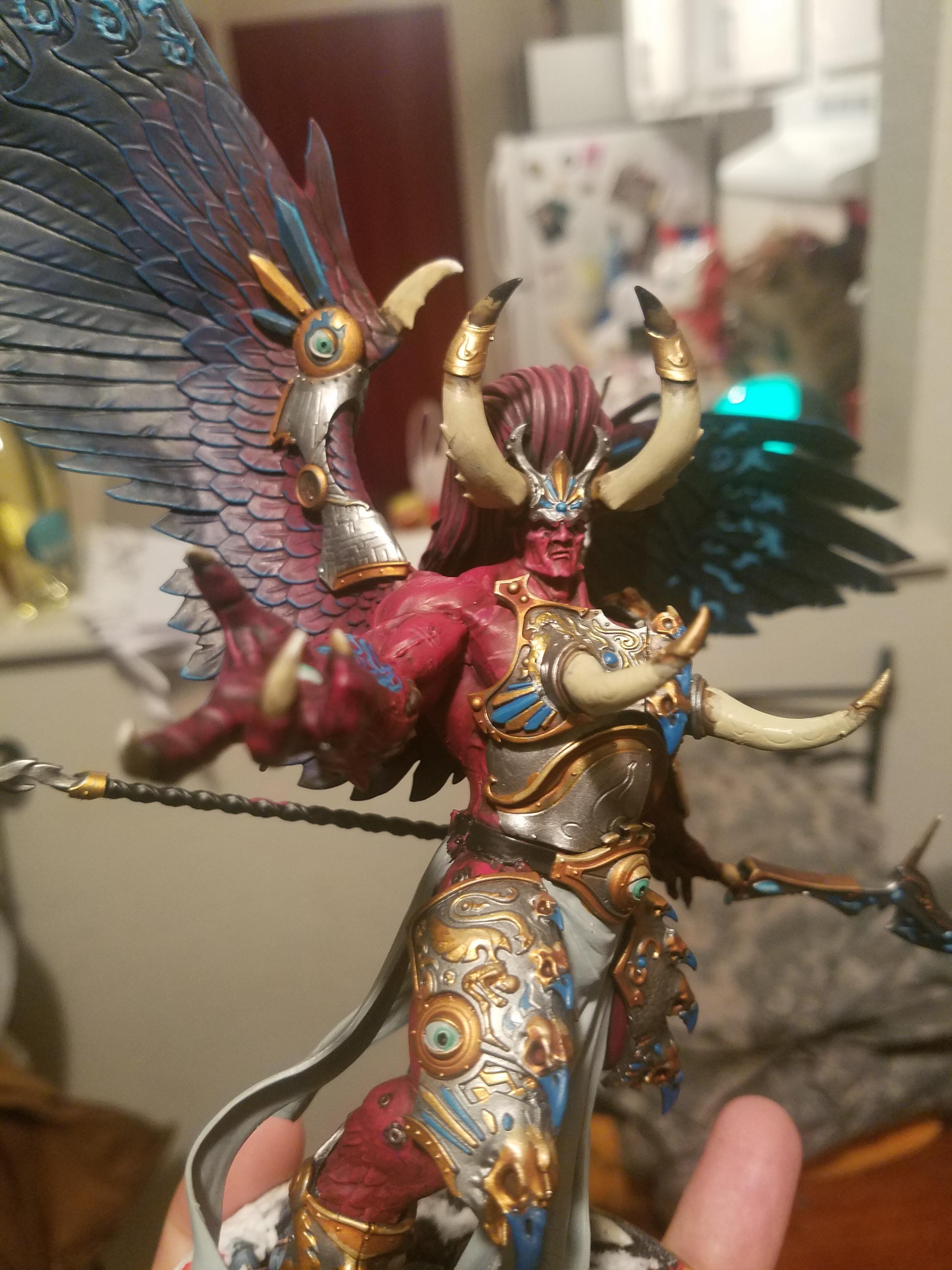 1k, 30k, Horus Heresy, Magnus The Red Sicaren, Thousand Sons, Tsons