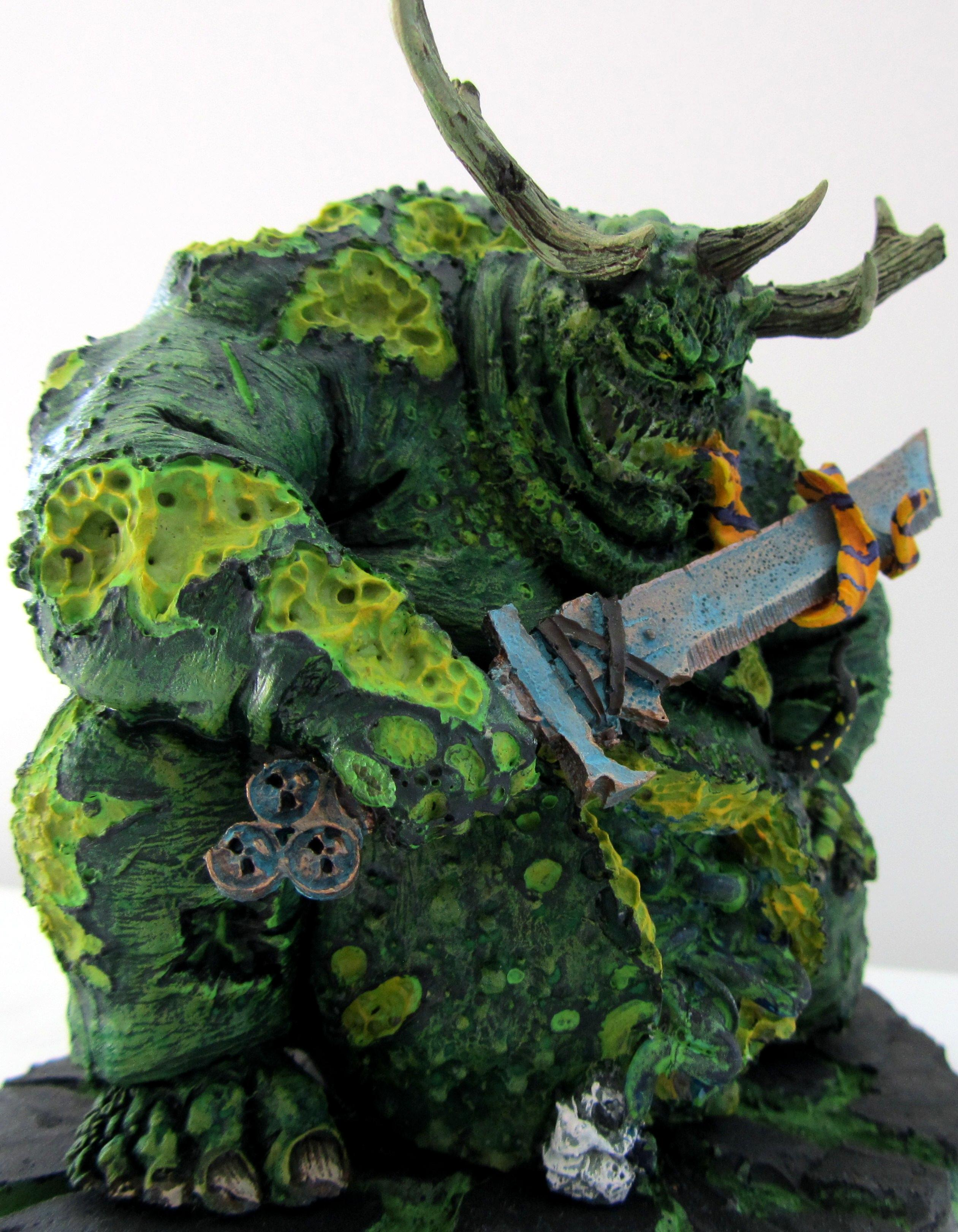 Daemons, Forge World, Greater, Nurgle, Unclean One