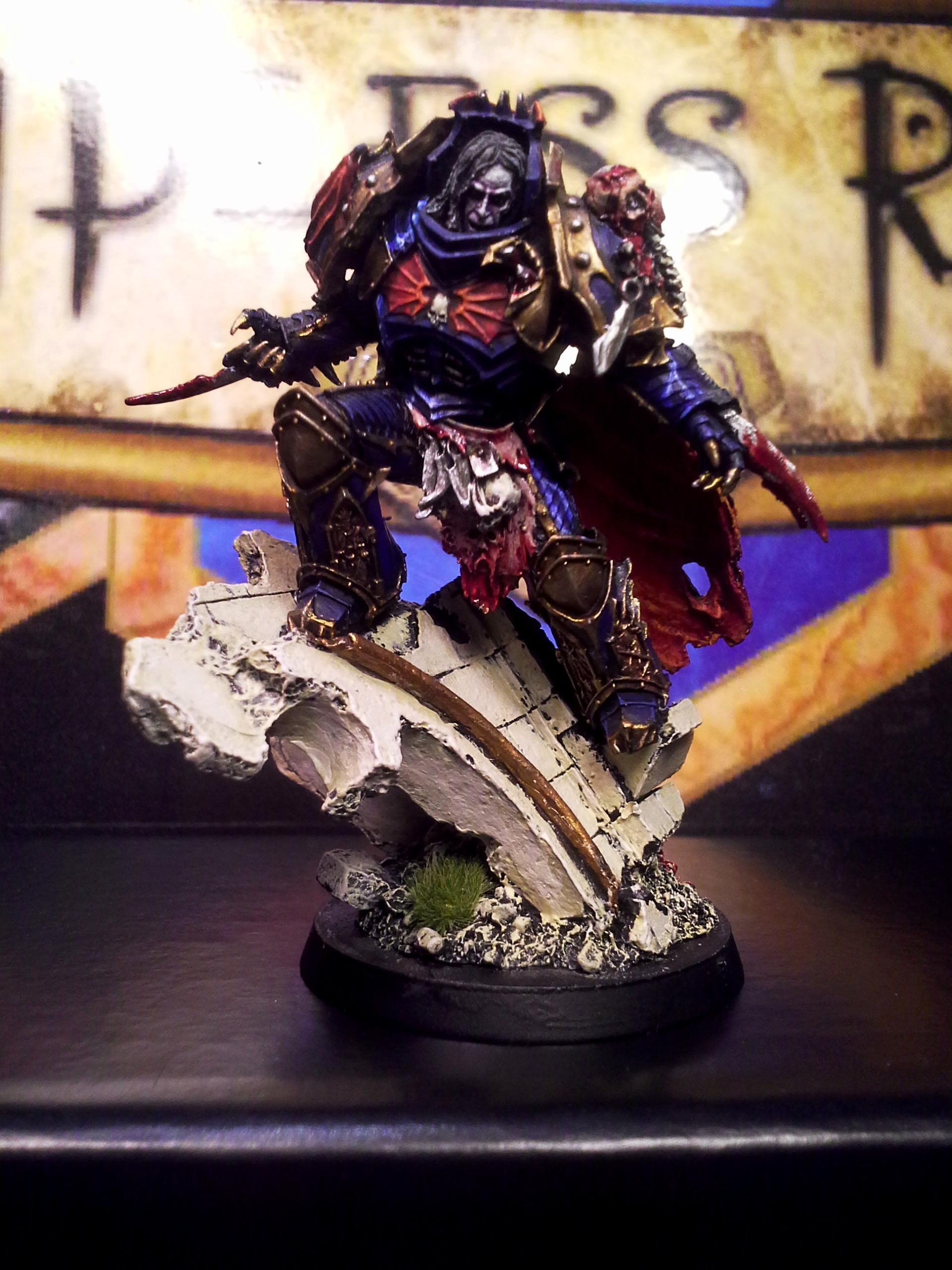 Blood, Corpse, Curze, Forge World, Horus Heresy, Konrad, Lightning, Nightlords, Primarch