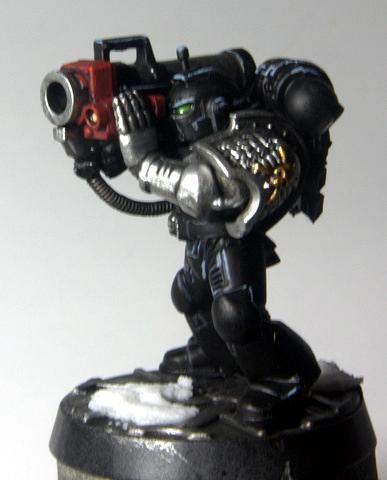 Deathwatch, Deathwatch Missile Launcher