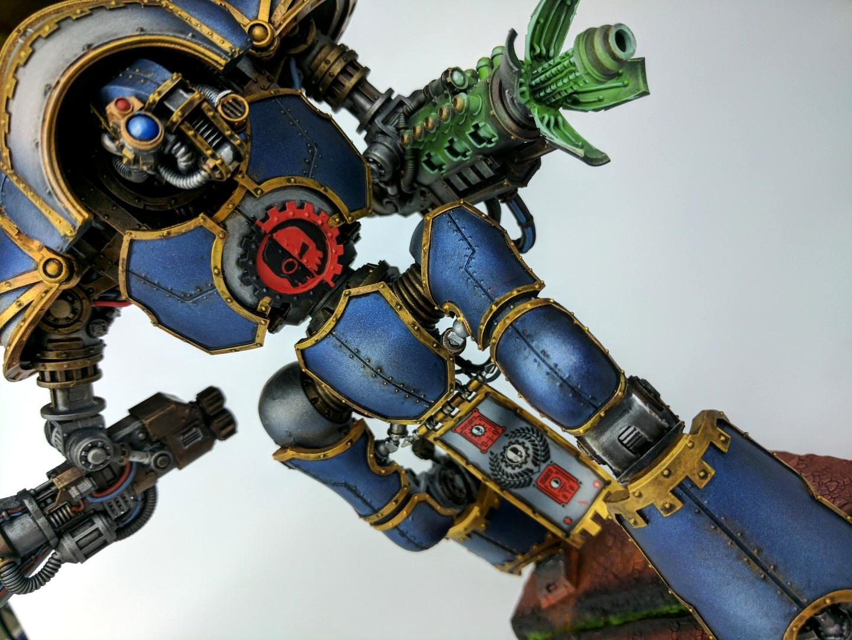 Atrapos, Blue, Cult, Forge, Imperial, Knights, Mars, Mech, Mechanicum, Mechanicus, World