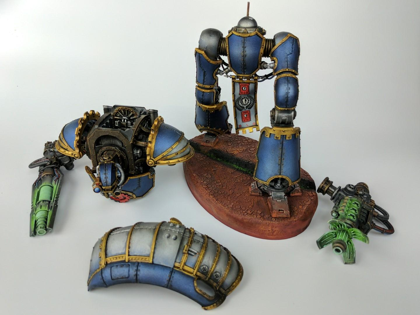 Atrapos, Blue, Cult, Forge, Imperial, Knights, Mars, Mech, Mechanicum, Mechanicus, World