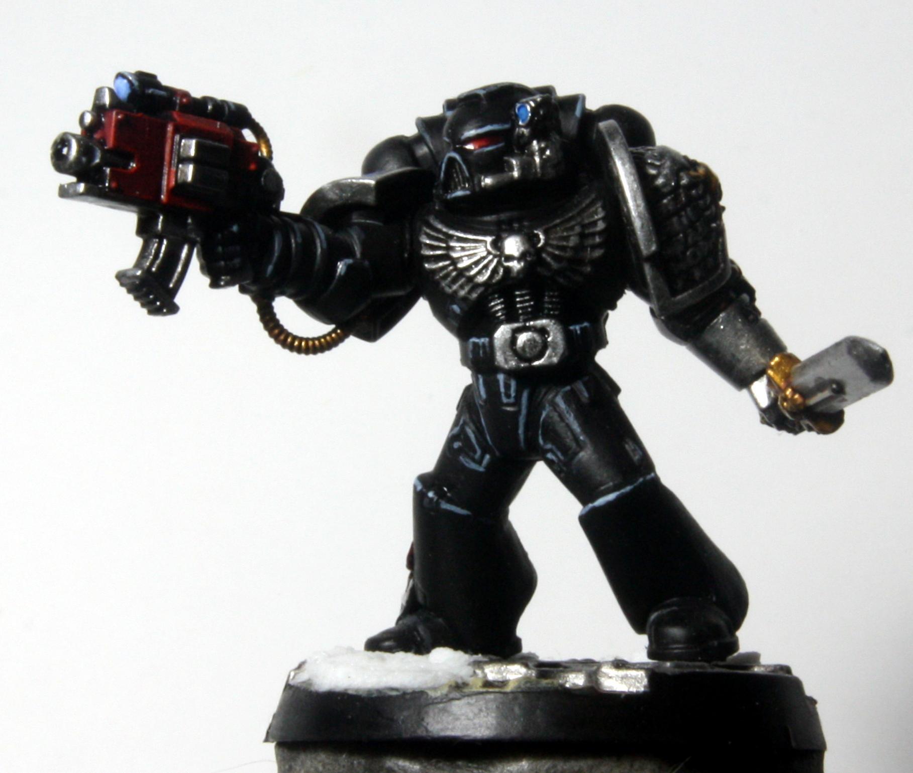 Crimson Fist, Deathwatch, Ultramarines