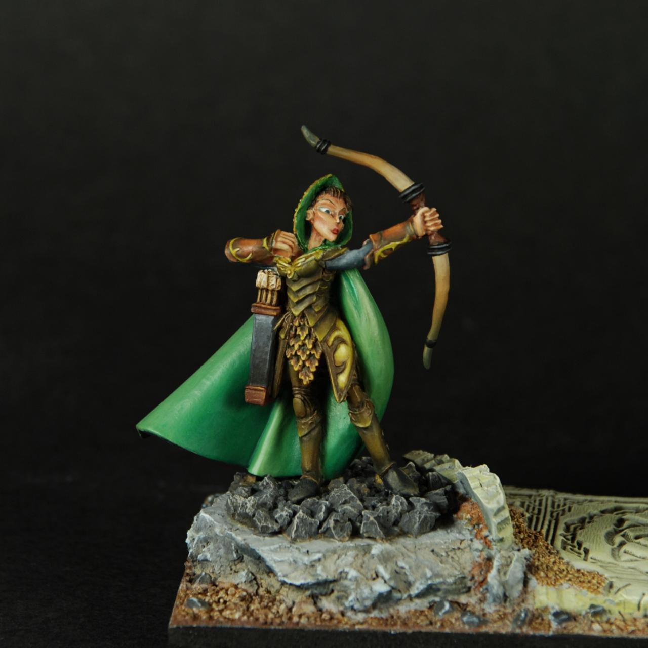 Archers, Elves