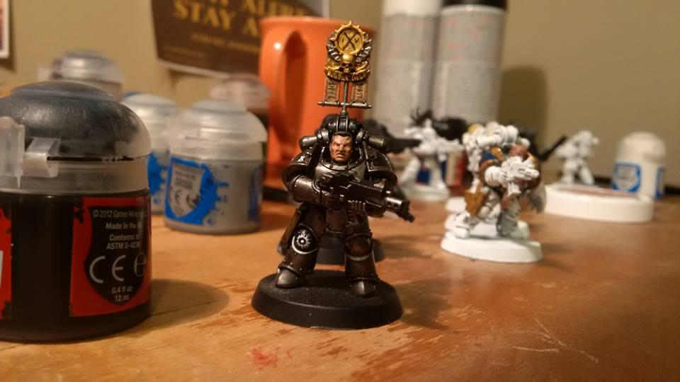 30k, Horus Heresy, Iron Hands, Pre-heresy, Space Marines