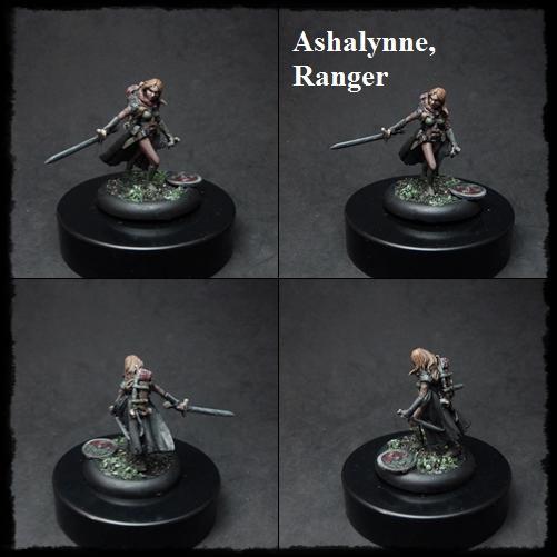 Otherworld Miniatures, Rangers, Rogue, Warhammer Fantasy
