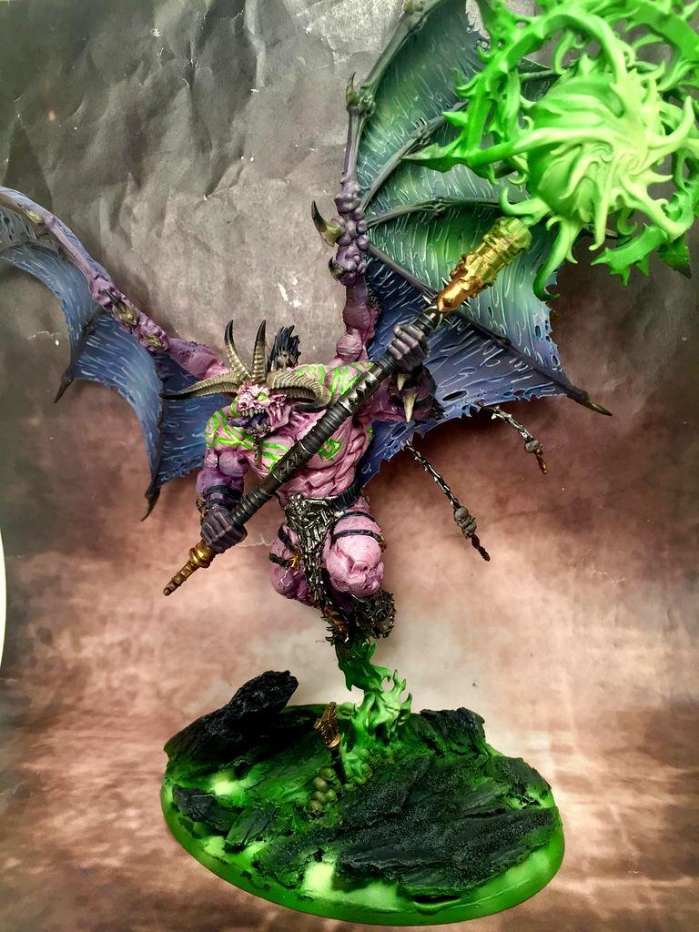 Bloodthirster, Conversion, Daemons, Demon Hunter, World Of Warcraft