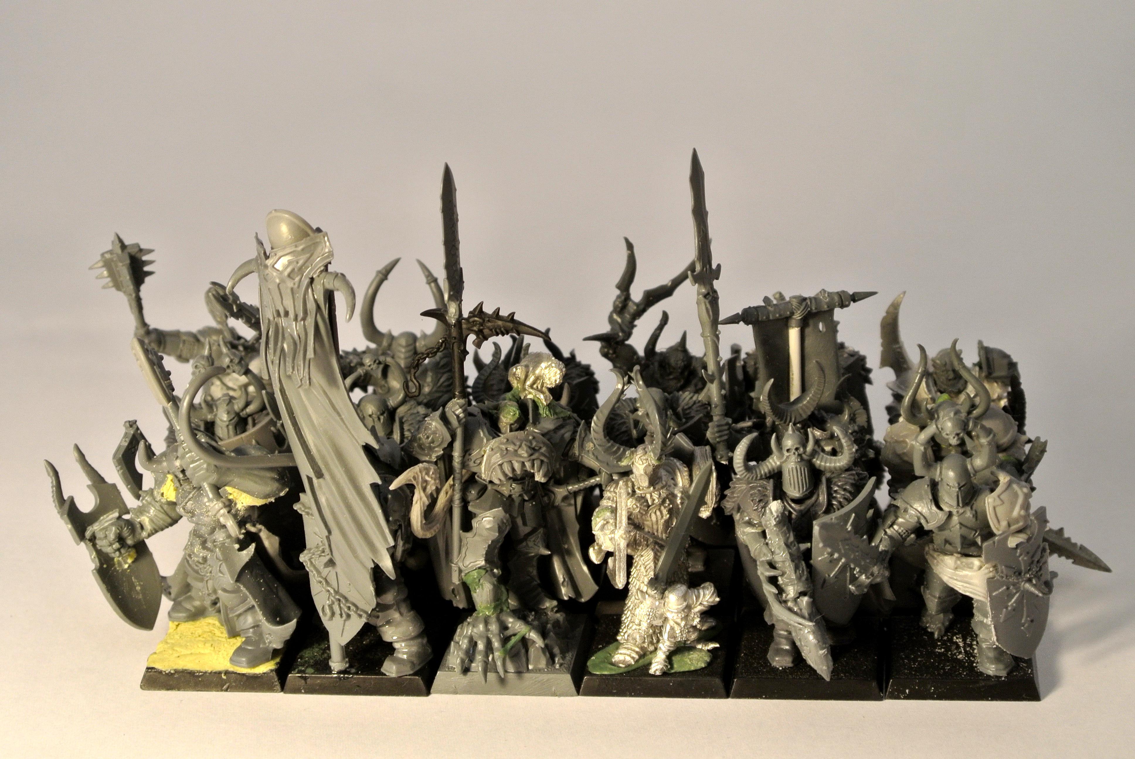 Chaos, Convereted Chosen, Convereted Daemon Prince, Conversion, Kit Bash, Kitbash Chaos Knights, Old School, Oldhammer, Tzeentch, Tzeentch Whfb Kitbash Conversion Chaos Scarydoneright, Warhammer Fanatsy, Warhammer Fantasy