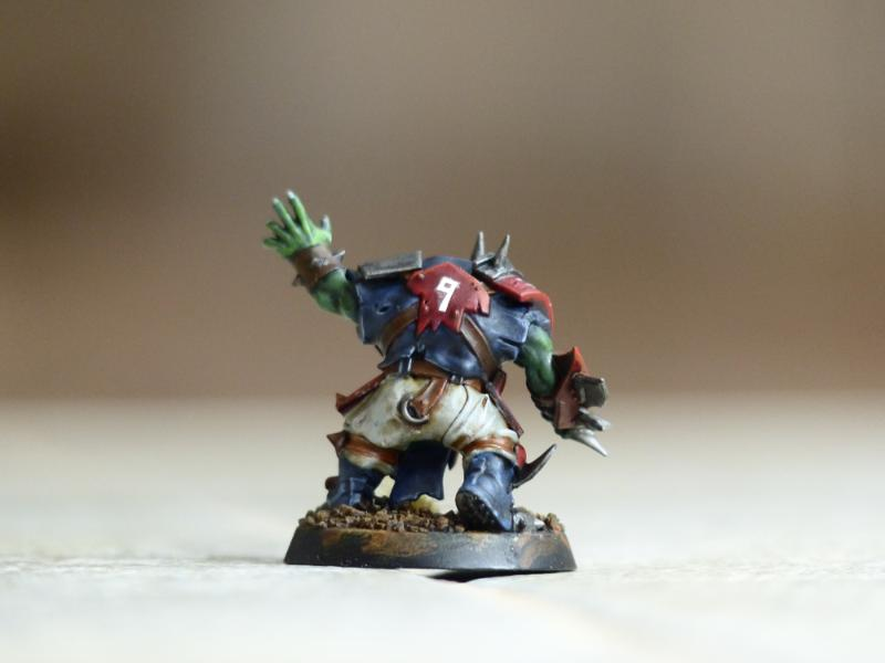 Blood Bowl, Gouged Eye, Orks