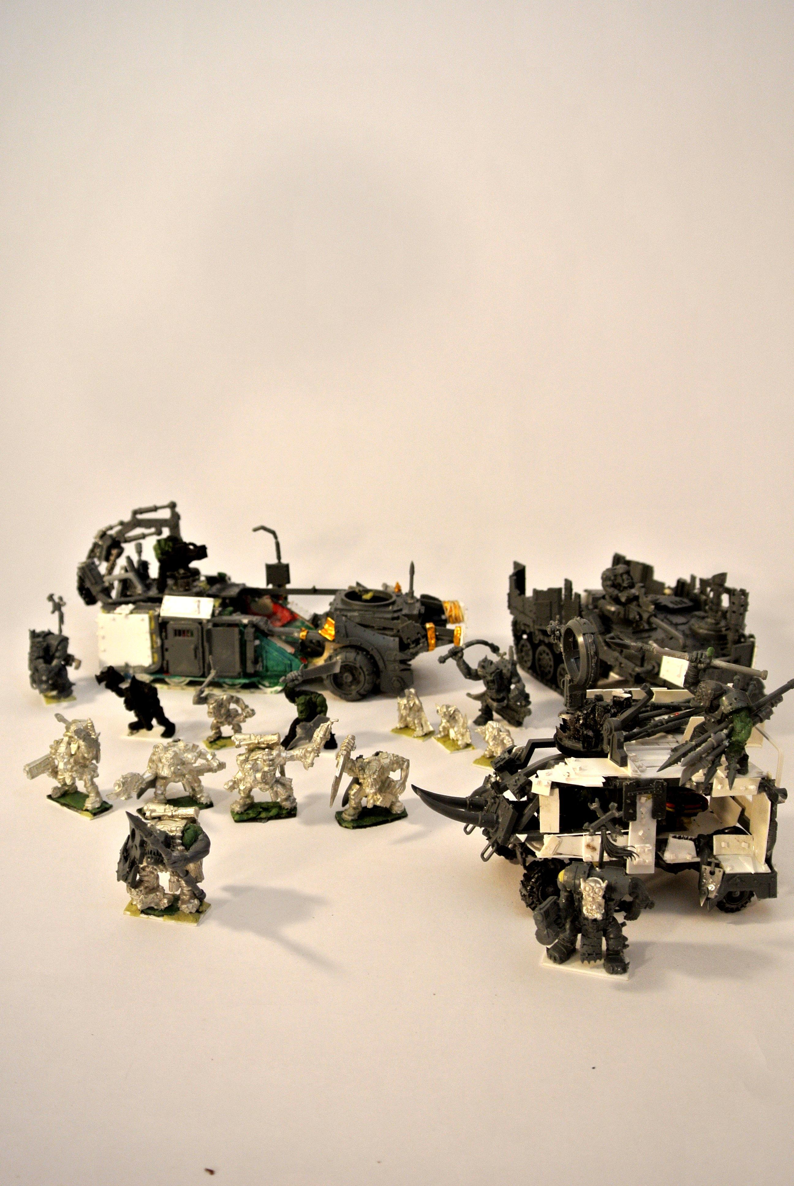 Conversion, Gorka Morka, Kill Team, Kommandos, Orks